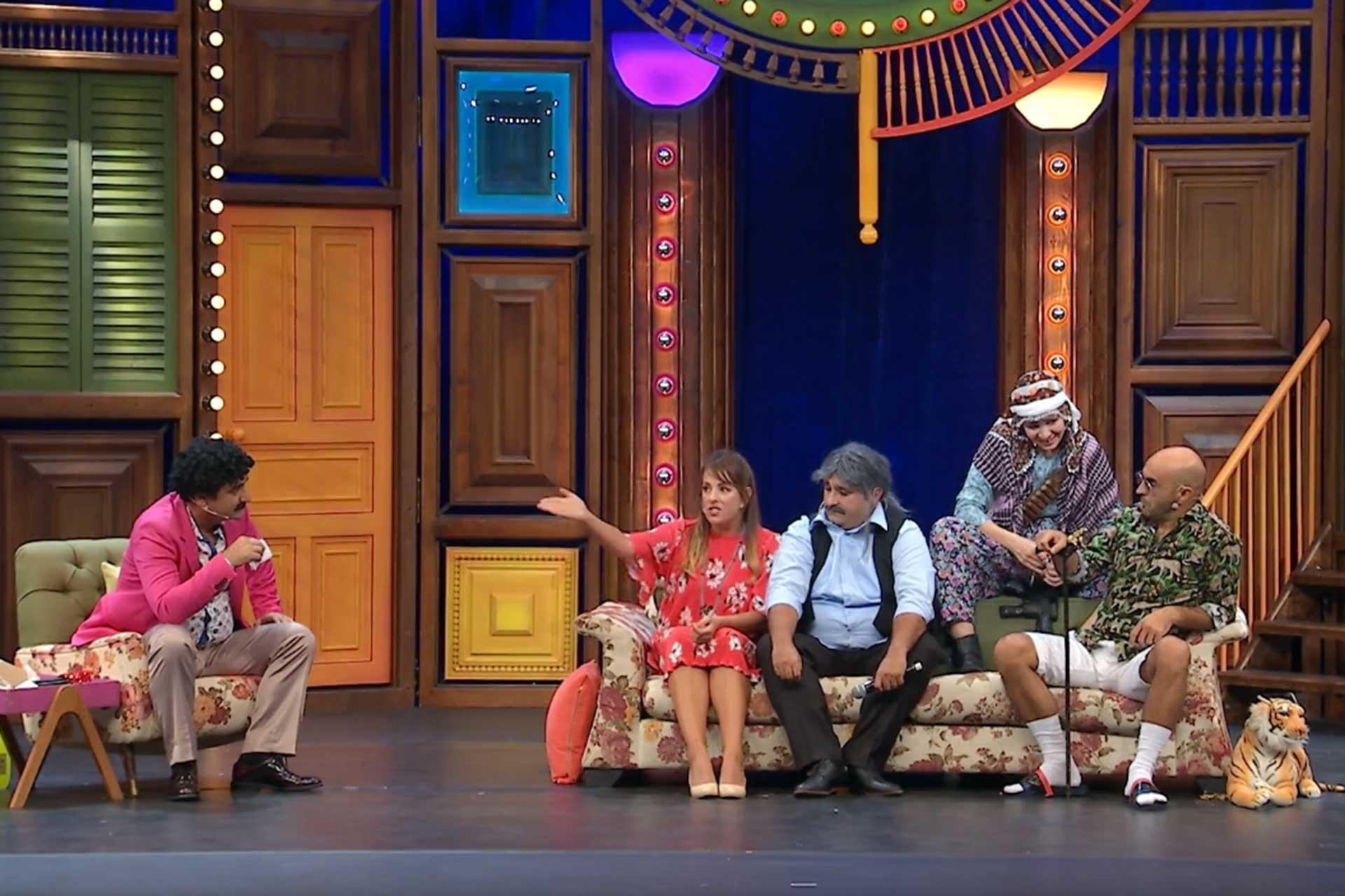 Güldür Güldür Show'da kadına yönelik şiddet ve tacize eleştiri