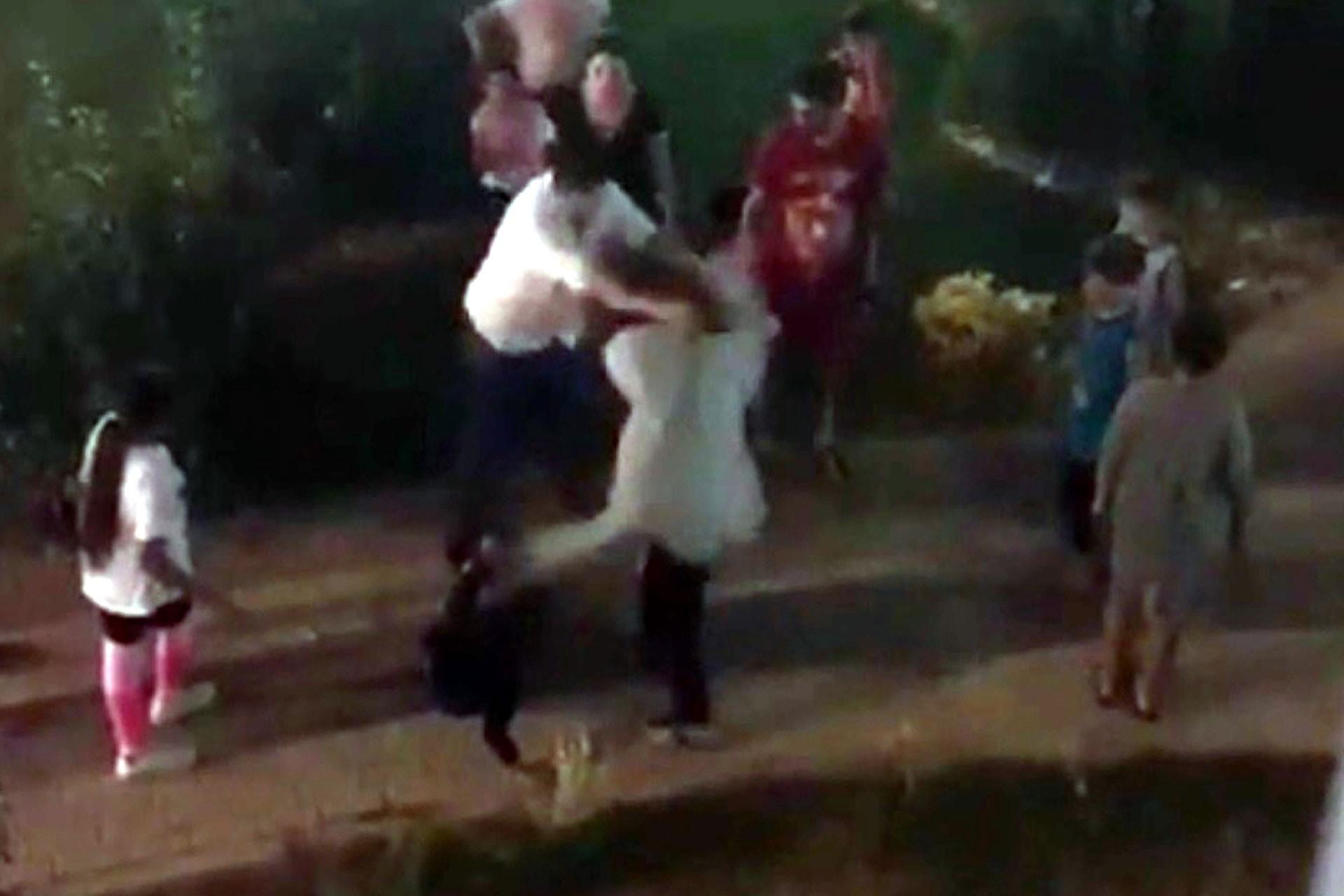 Mersin'de Ürdünlü çocuğa şiddet uygulayan şahıs tutuklandı