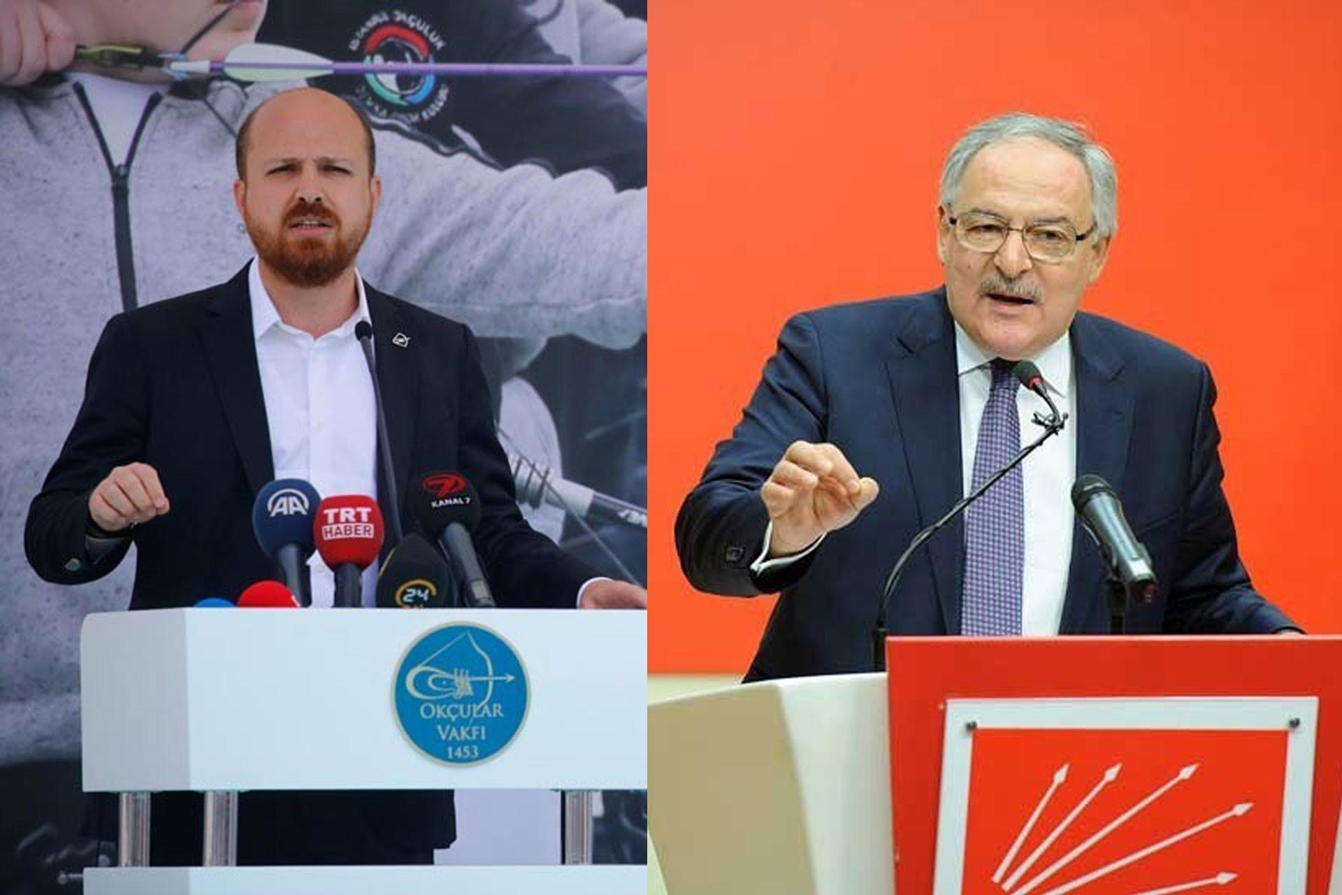 Haluk Koç Bilal Erdoğan'a 'iftira' davasından beraat etti