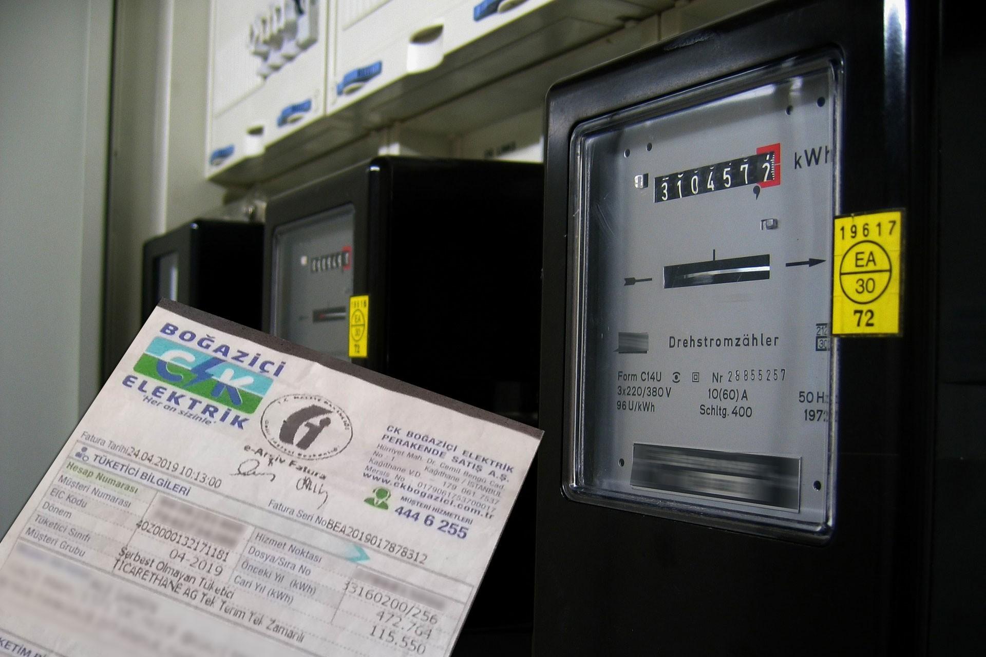 Bir yılda 14,3 milyon abonenin en az bir kez elektriği kesildi
