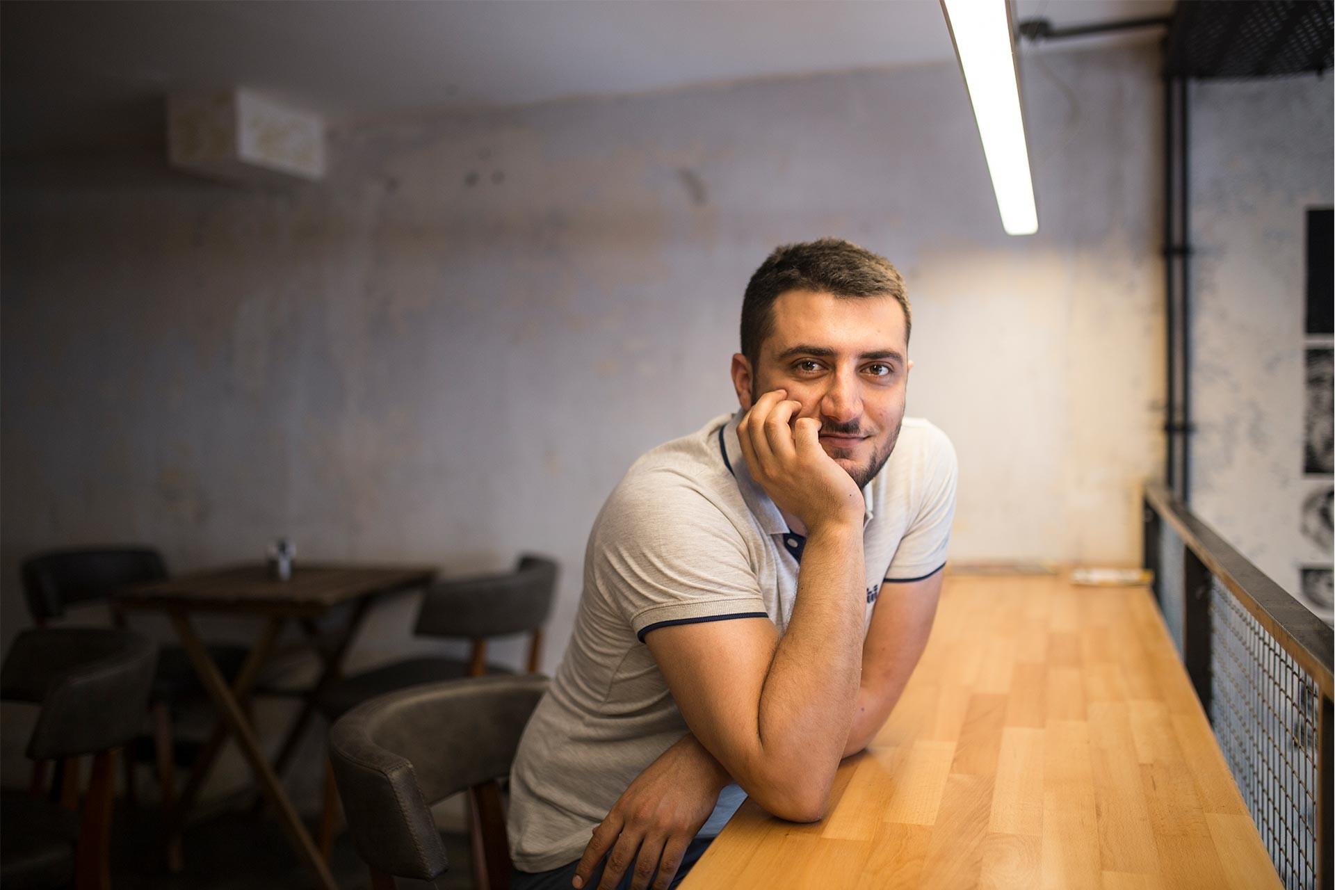 Yazar/Yönetmen Soner Sert: Kürdün kendi gerçekliğiyle  sinema yapması engelleniyor