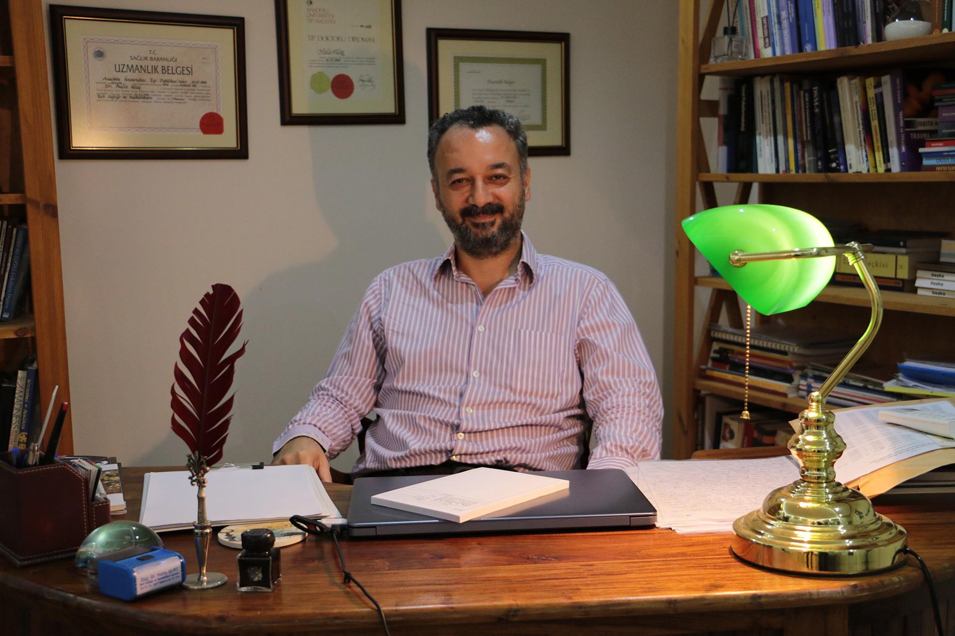 Doç. Dr. Halis Ulaş: Az gelişmişlik ile deprem travması arasında paralellik var
