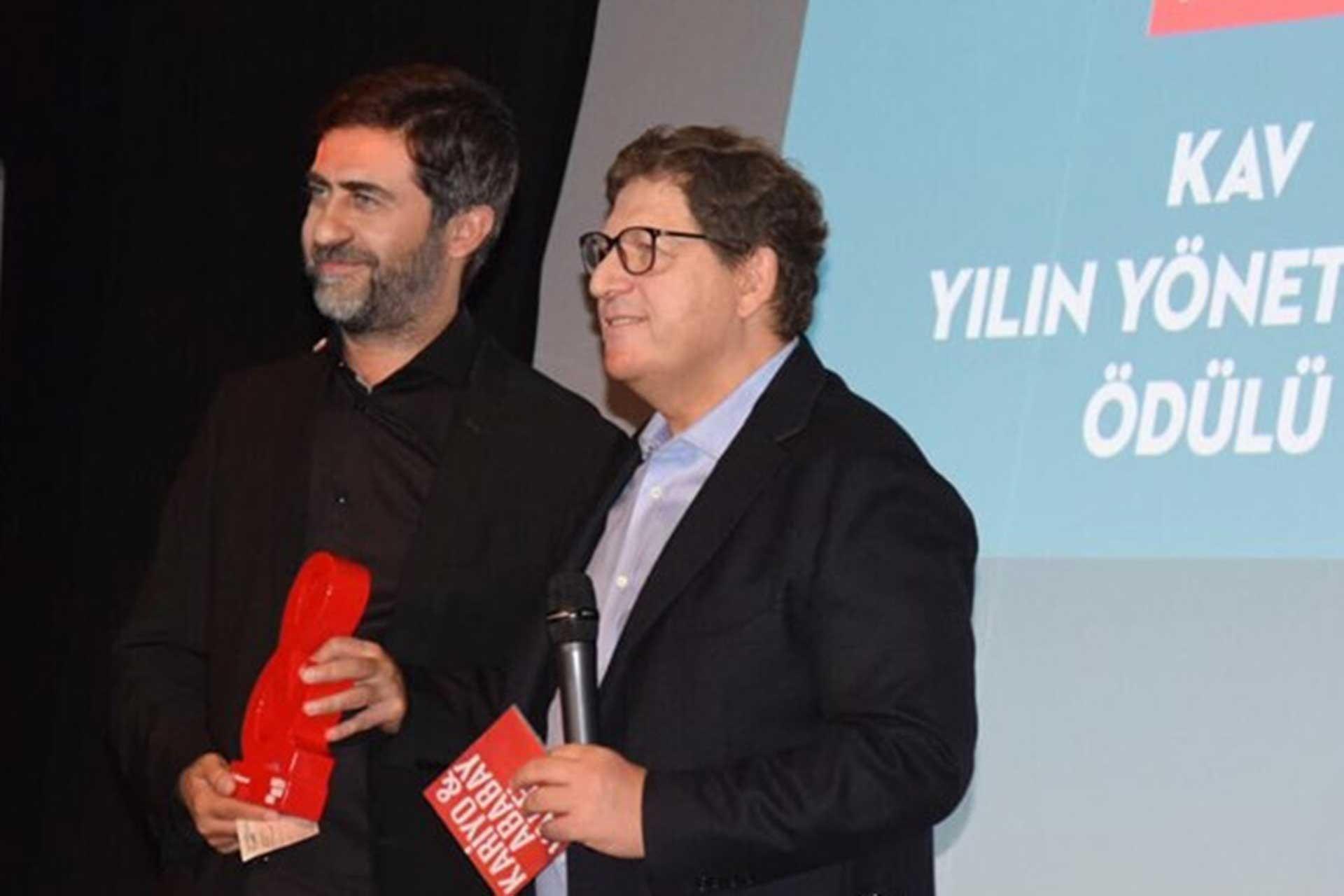 Başka Sinema Ayvalık Film Festivali'nde En İyi Yönetmen Ödülü Emin Alper'in oldu