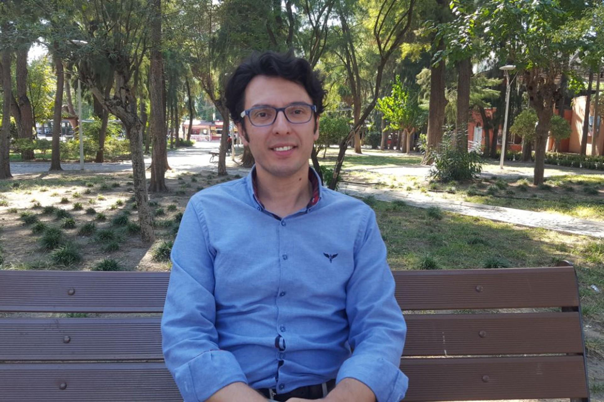 JMO İzmir Başkanı Sinancan Öziçer: Deprem olmazsa dünyadaki  yaşam biter