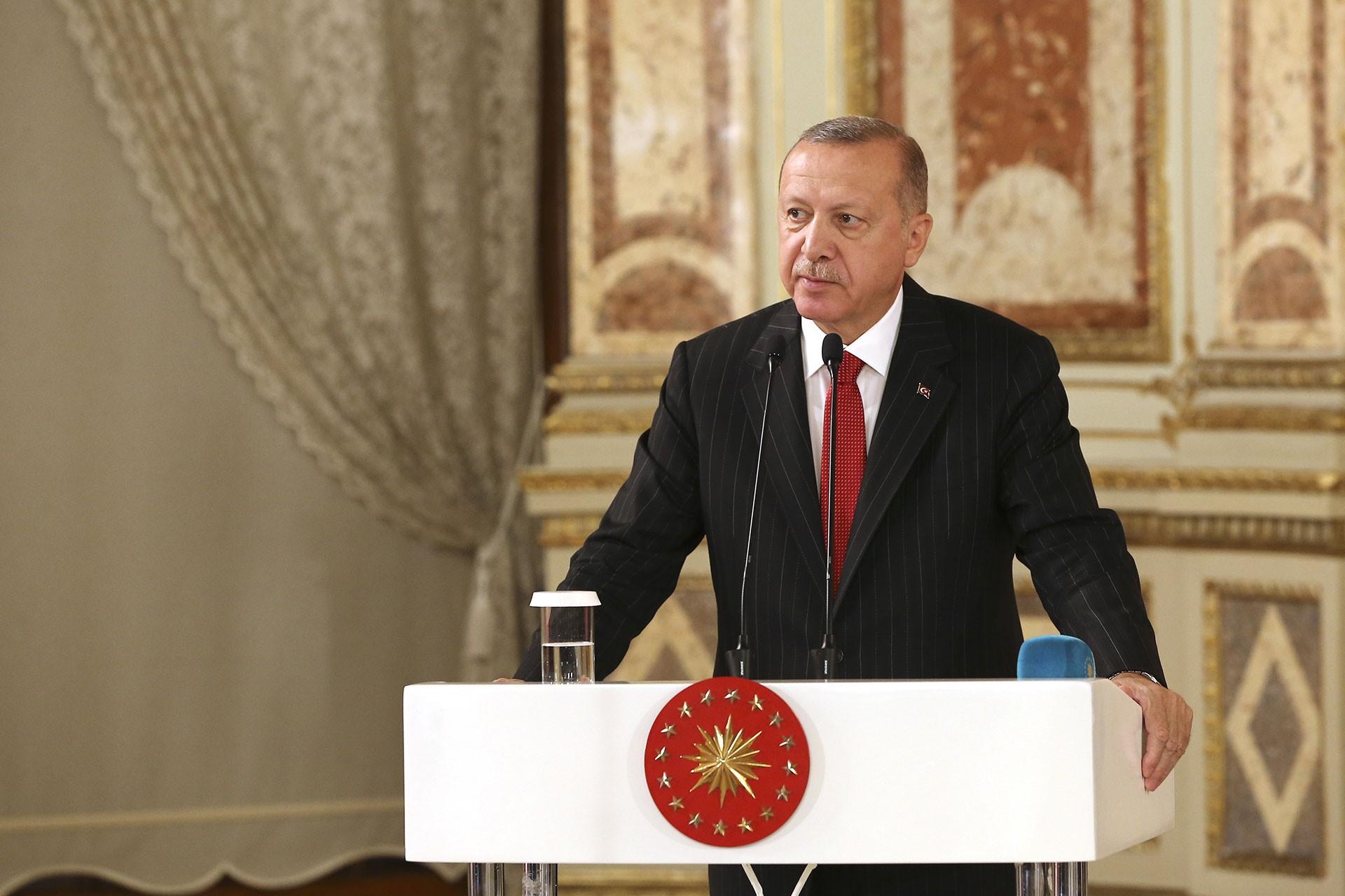 Erdoğan'dan operasyon açıklaması: Artık geri adım atmayacağız