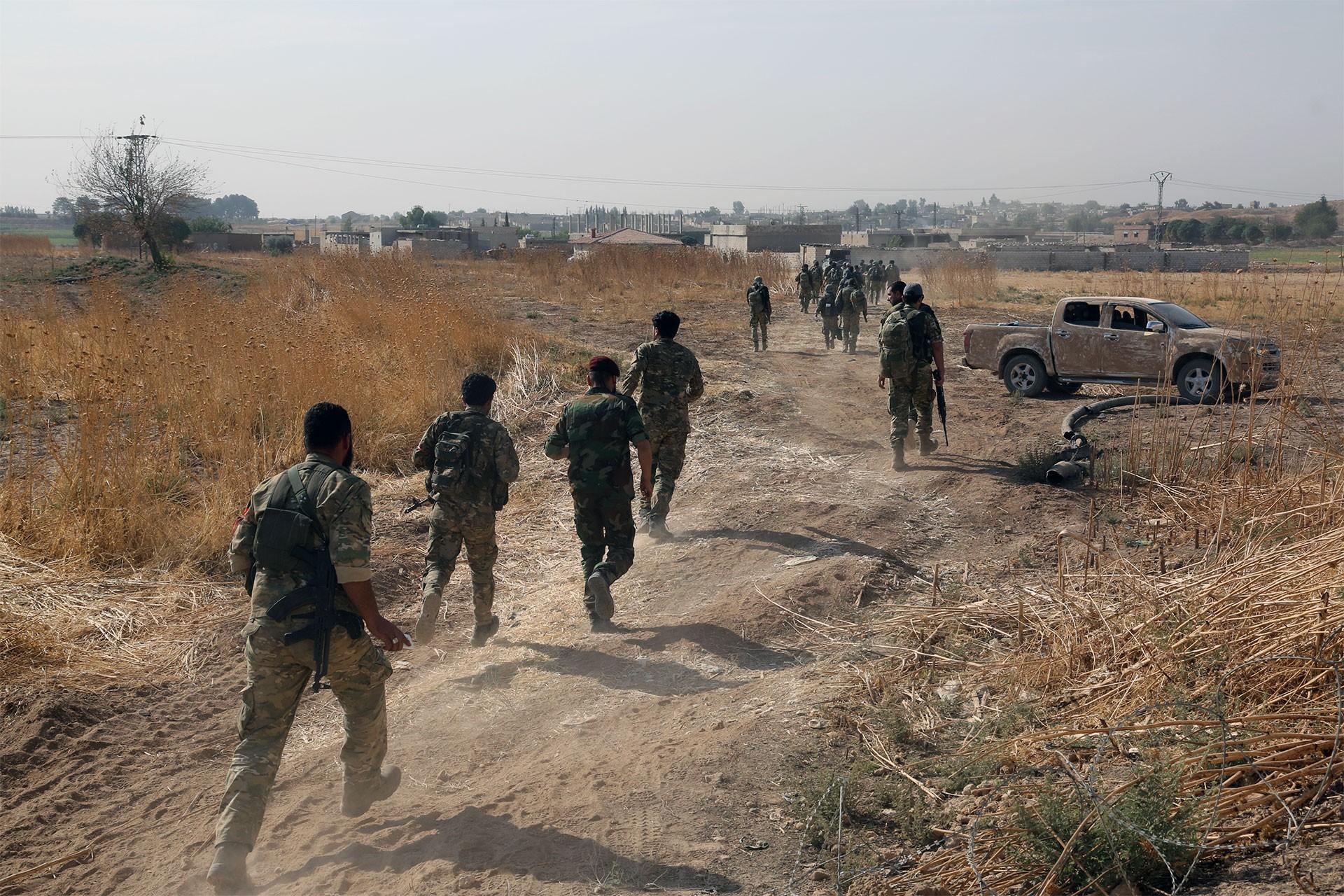 Dünyadan tepkiler sürüyor: Operasyon Suriye'nin egemenlik hakkının ihlalidir