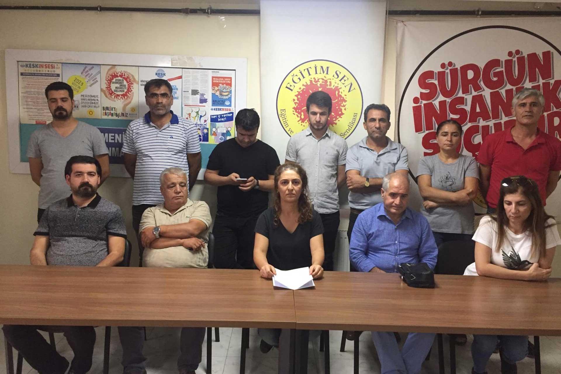 Urfa'da Suriye operasyonuyla ilgili açıklama: Kardeşlik kazanacak