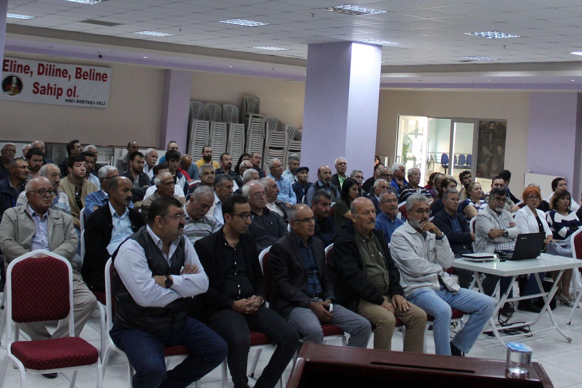 Kayseri'de 10 Ekim anması: Barışın sesini yükseltmeliyiz