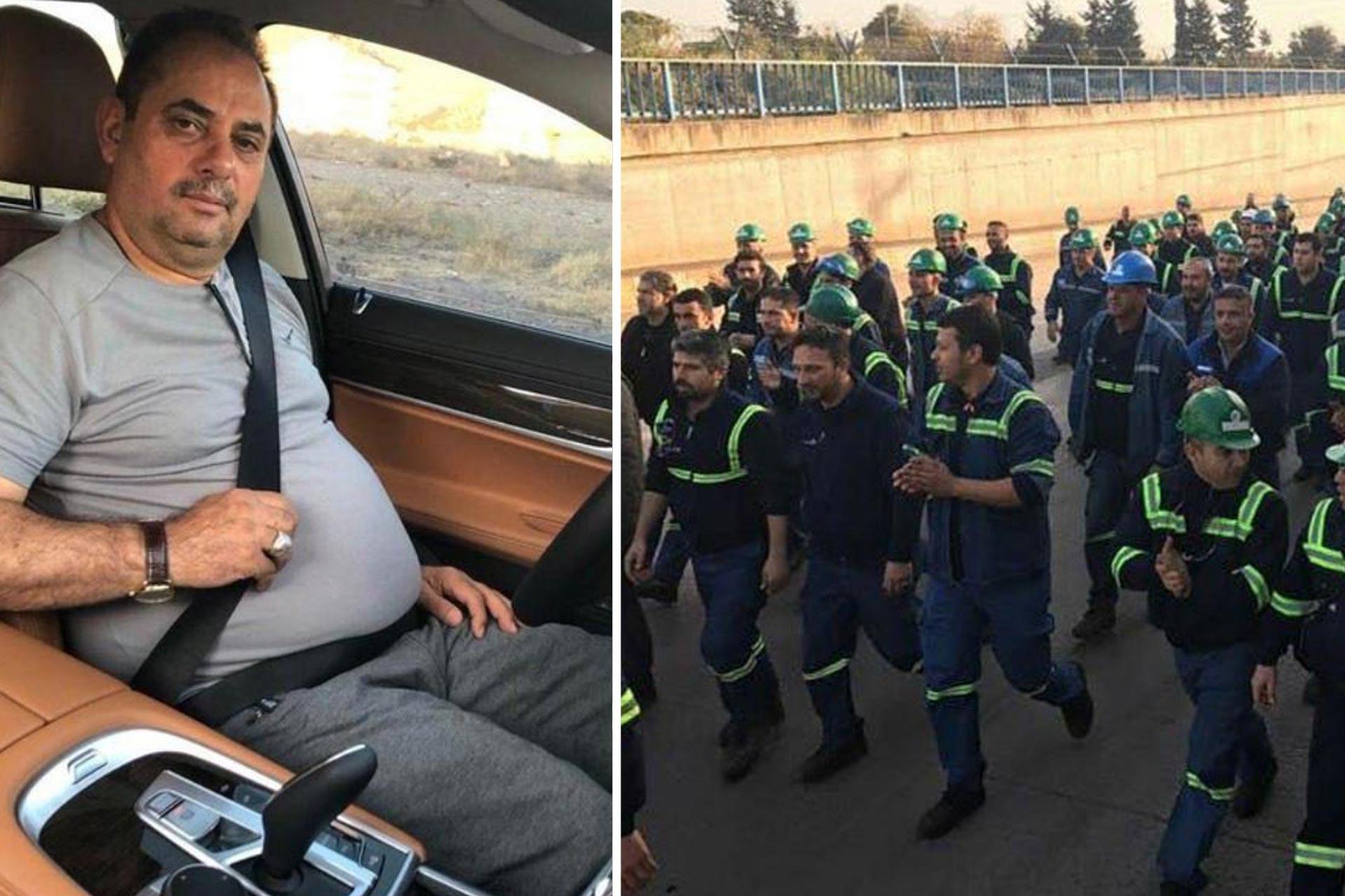 İsdemir ve MMK işçileri, Özçelik-İş Genel Başkanı'nın milyonluk makam aracına tepkili