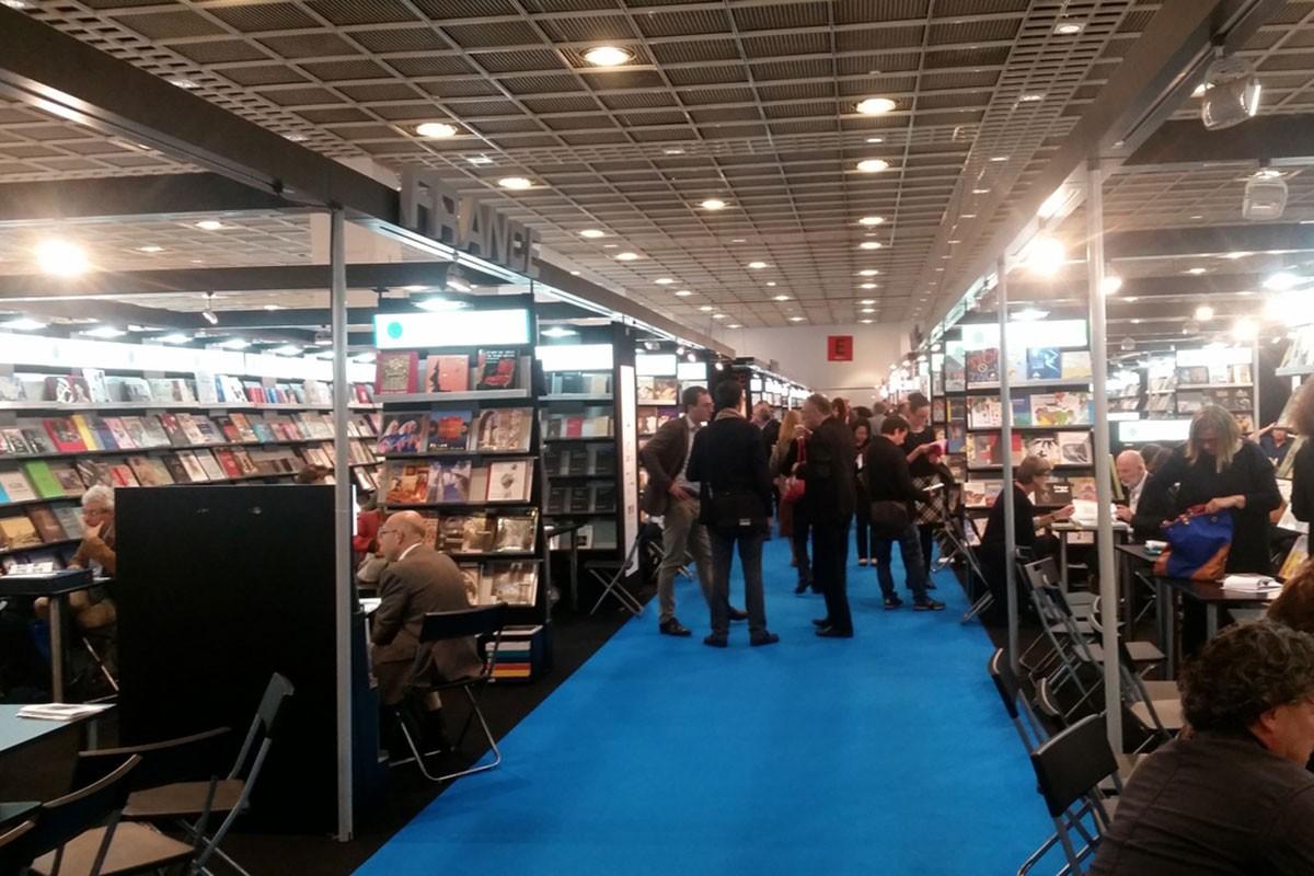 Kitabın kalbi Frankfurt'ta atacak