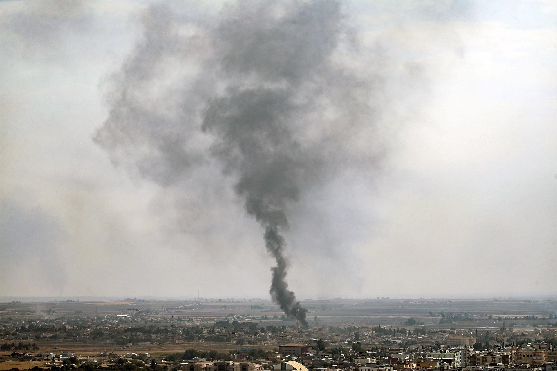 SANA: Suriye ordusuyla Türk güçleri arasında çatışma çıktı