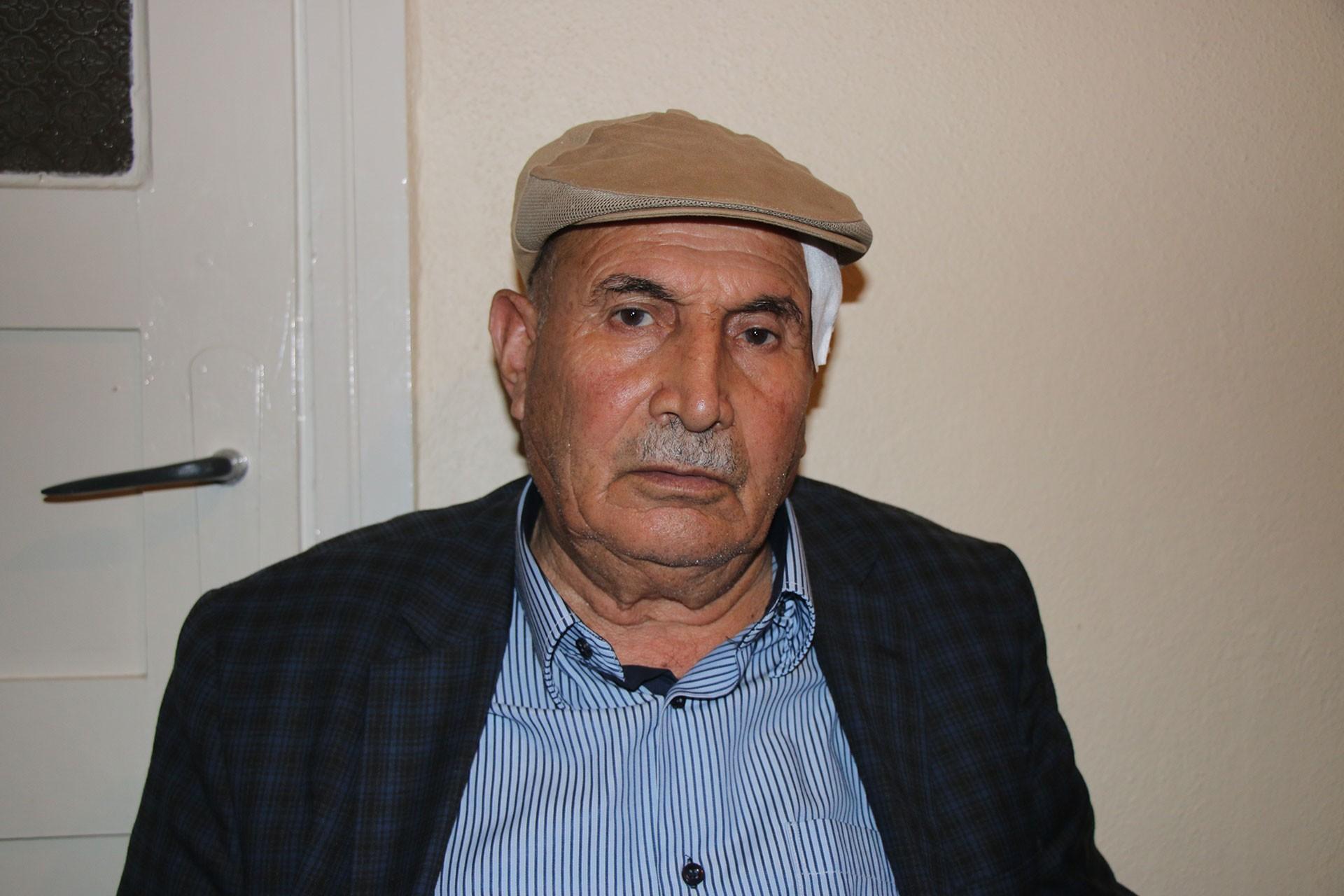 Kürtçe konuştuğu için saldırıya uğrayan Ekrem Yaşlı yaşadıklarını anlattı