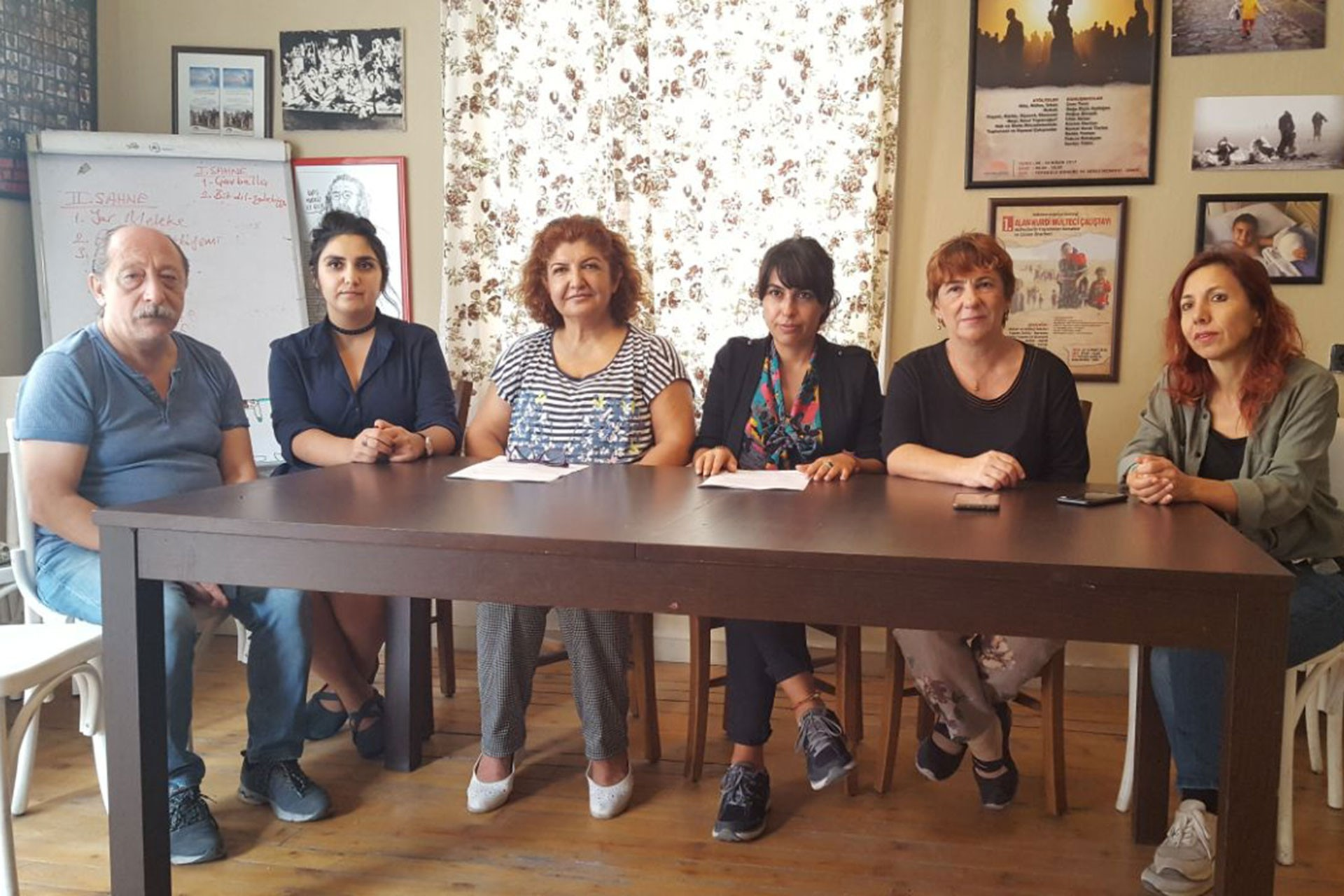Hakların Köprüsü Derneği: Mülteci dostlarımız güvenlik problemi değildir
