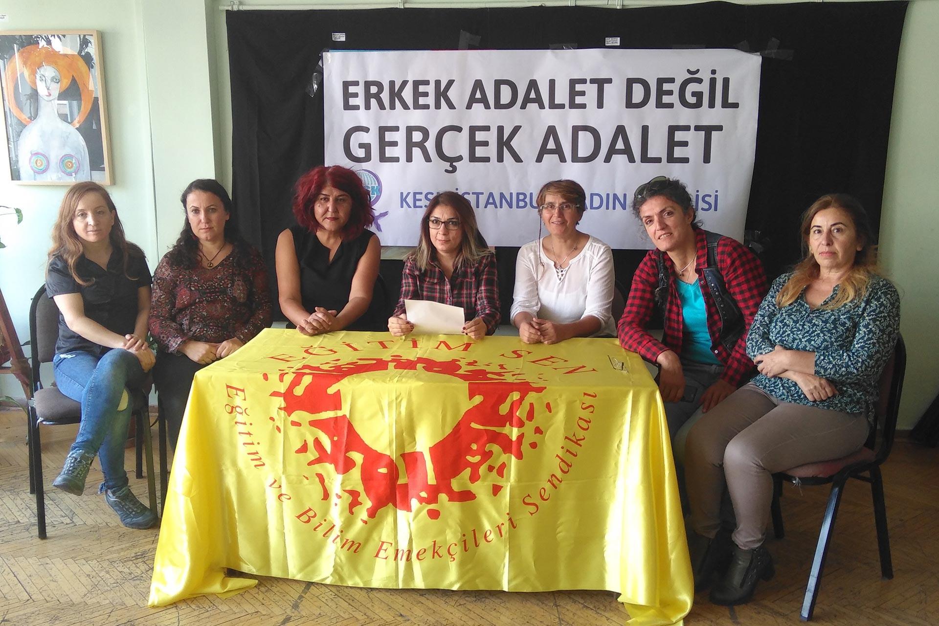 KESK İstanbul Kadın Meclisi: Şengül Karaca için gerçek adalet istiyoruz