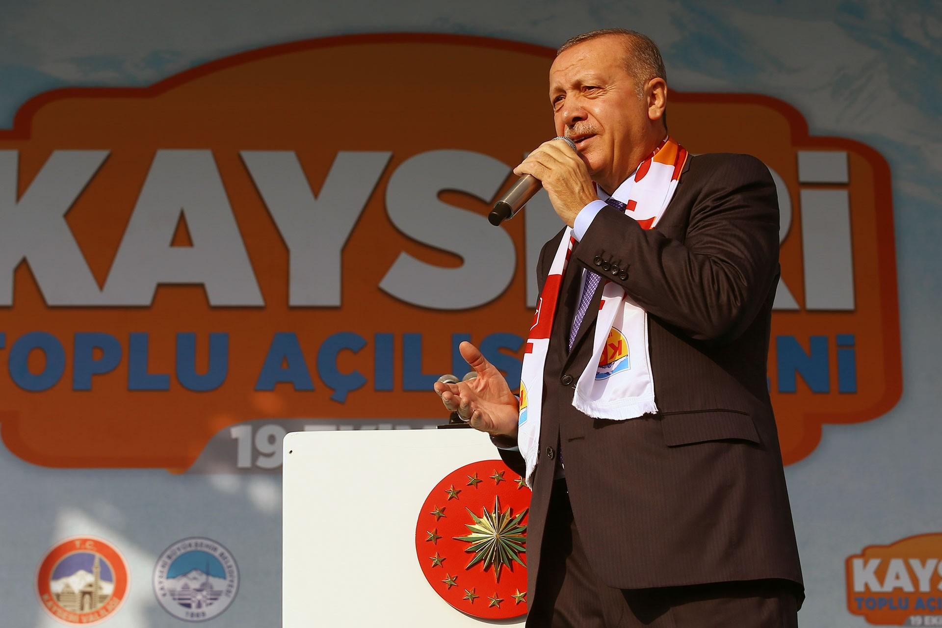 Putin görüşmesi öncesi Erdoğan: Bir hal çaresi bulmamız lazım