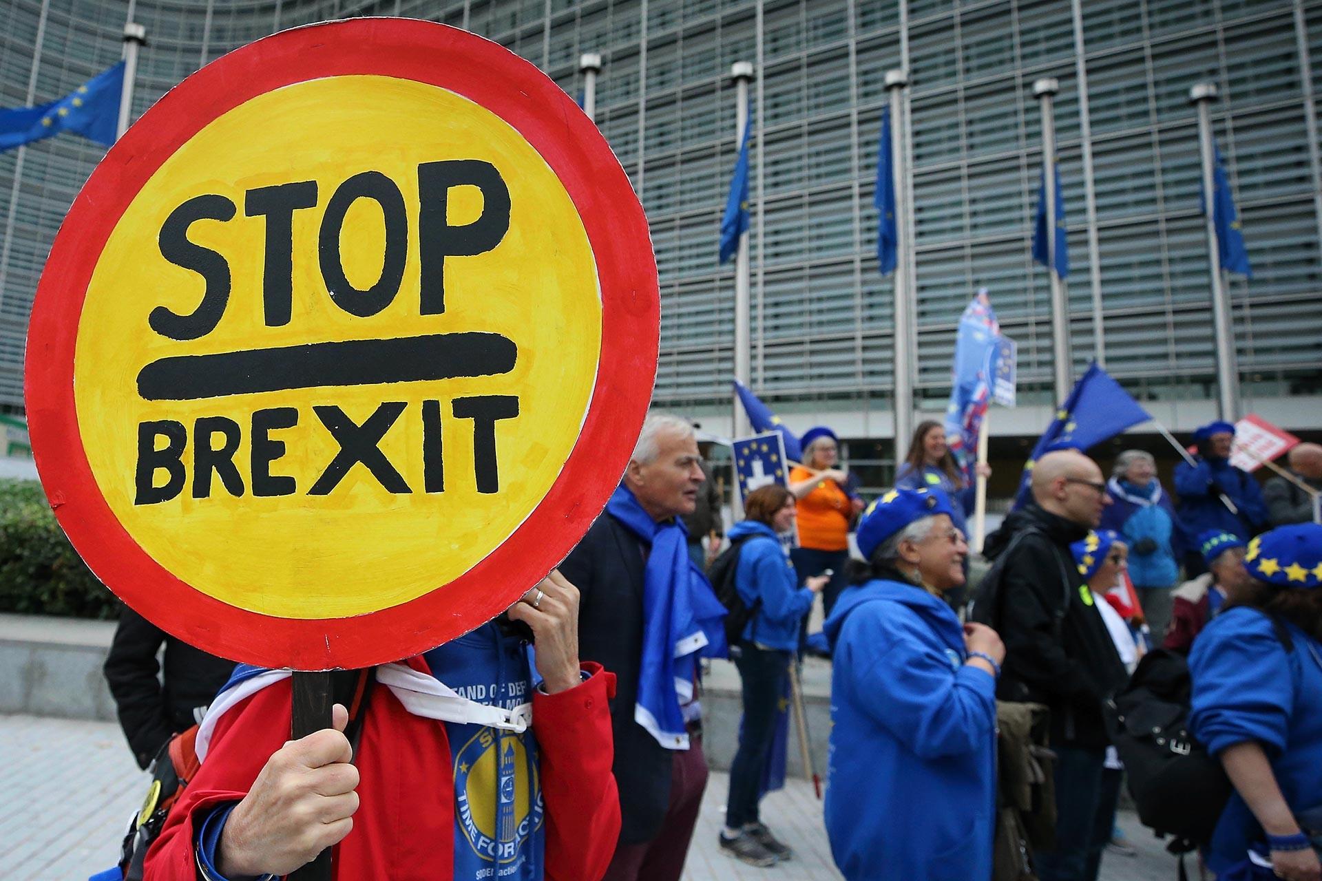 Brexit önergesi reddedildi