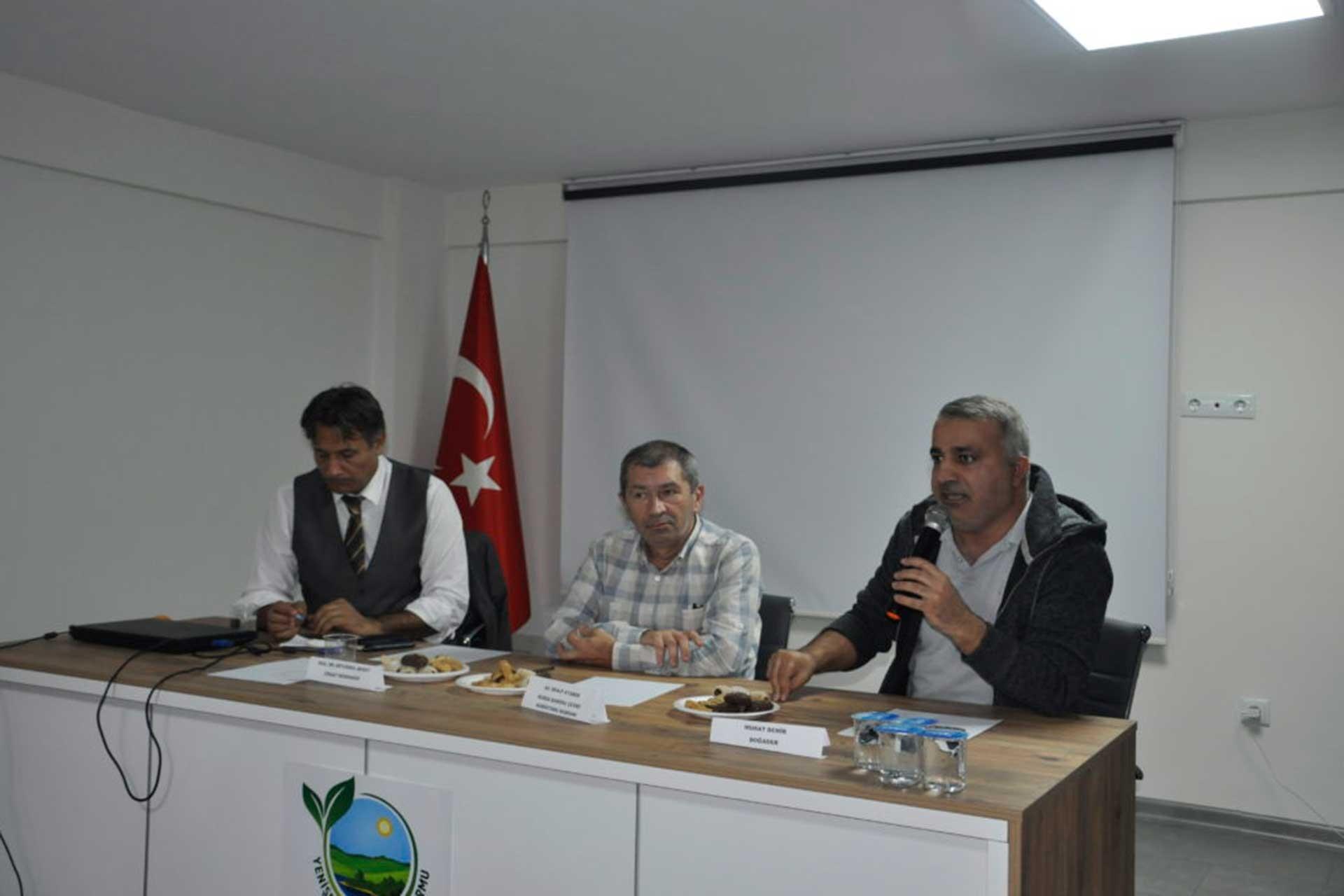 Bursa Yenişehir Çevre Platformu: Meyra Madencilik'e geçit yok