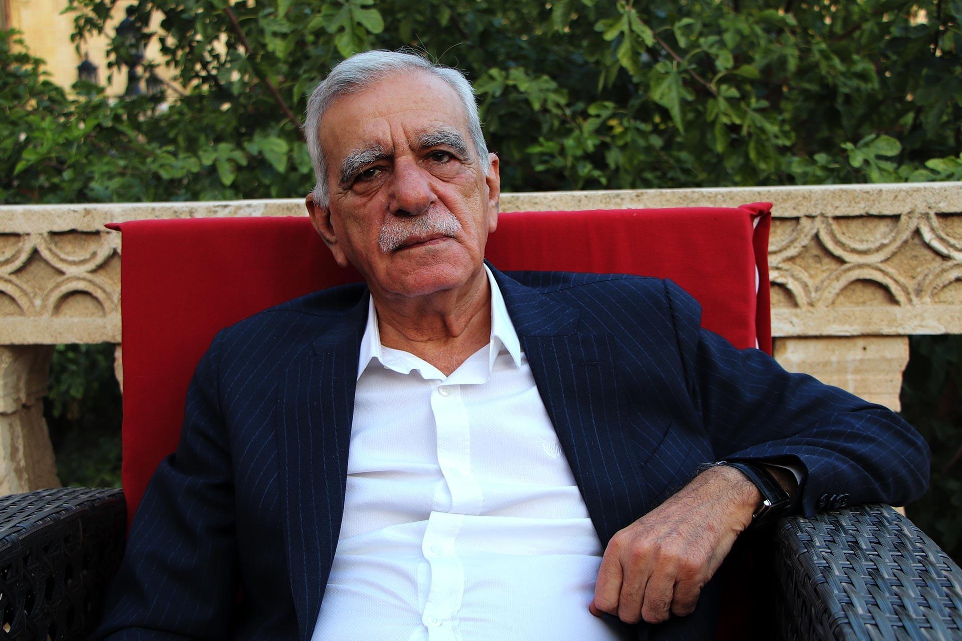 Ahmet Türk: Savaş hiçbir zaman sorunu çözmemiştir, diyalog çözmüştür