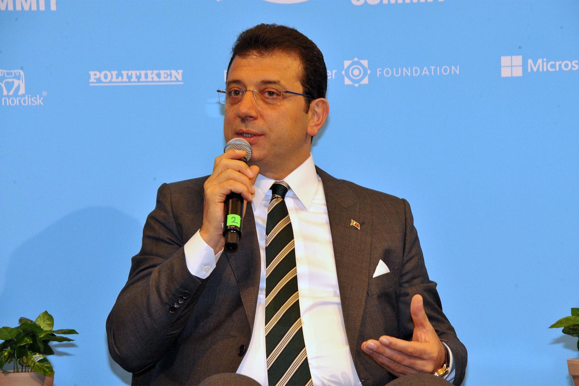 İBB Başkanı İmamoğlu: İhaleyi verenlerle 31 Mart seçimini iptal ettirenler aynı