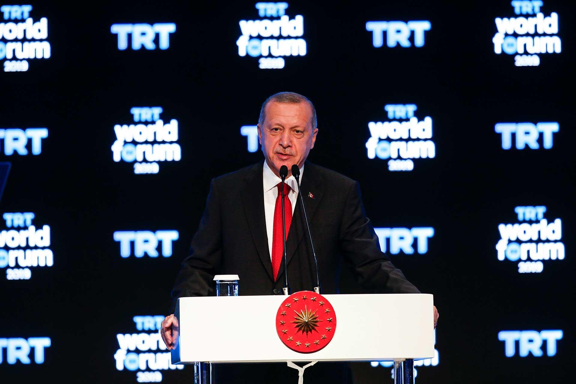 Erdoğan: Putin ile görüşüp, atılması gereken adımları inşallah atmış olacağız