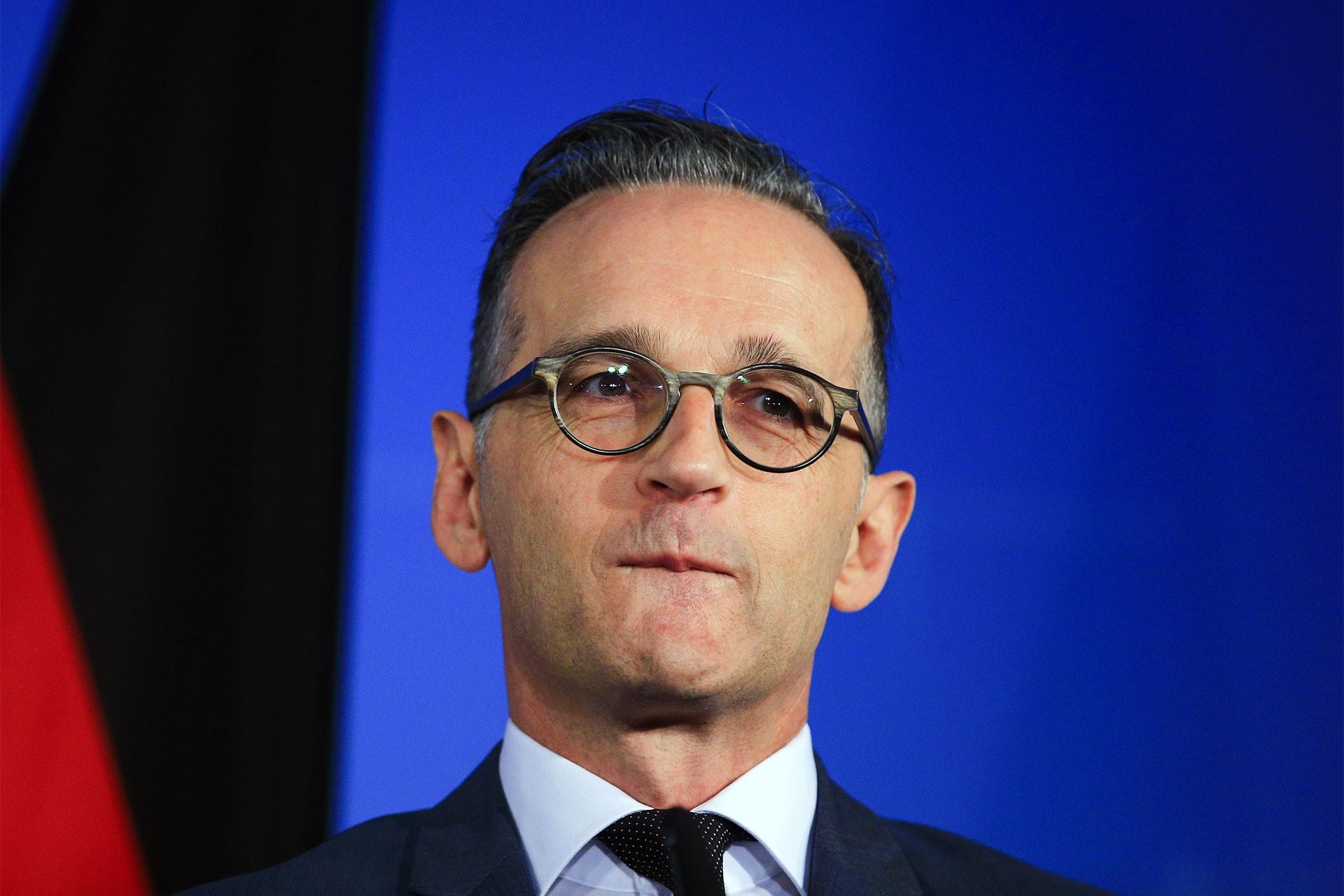 Almanya Dışişleri Bakanı Maas: Türkiye'nin operasyonu uluslararası hukuka aykırı