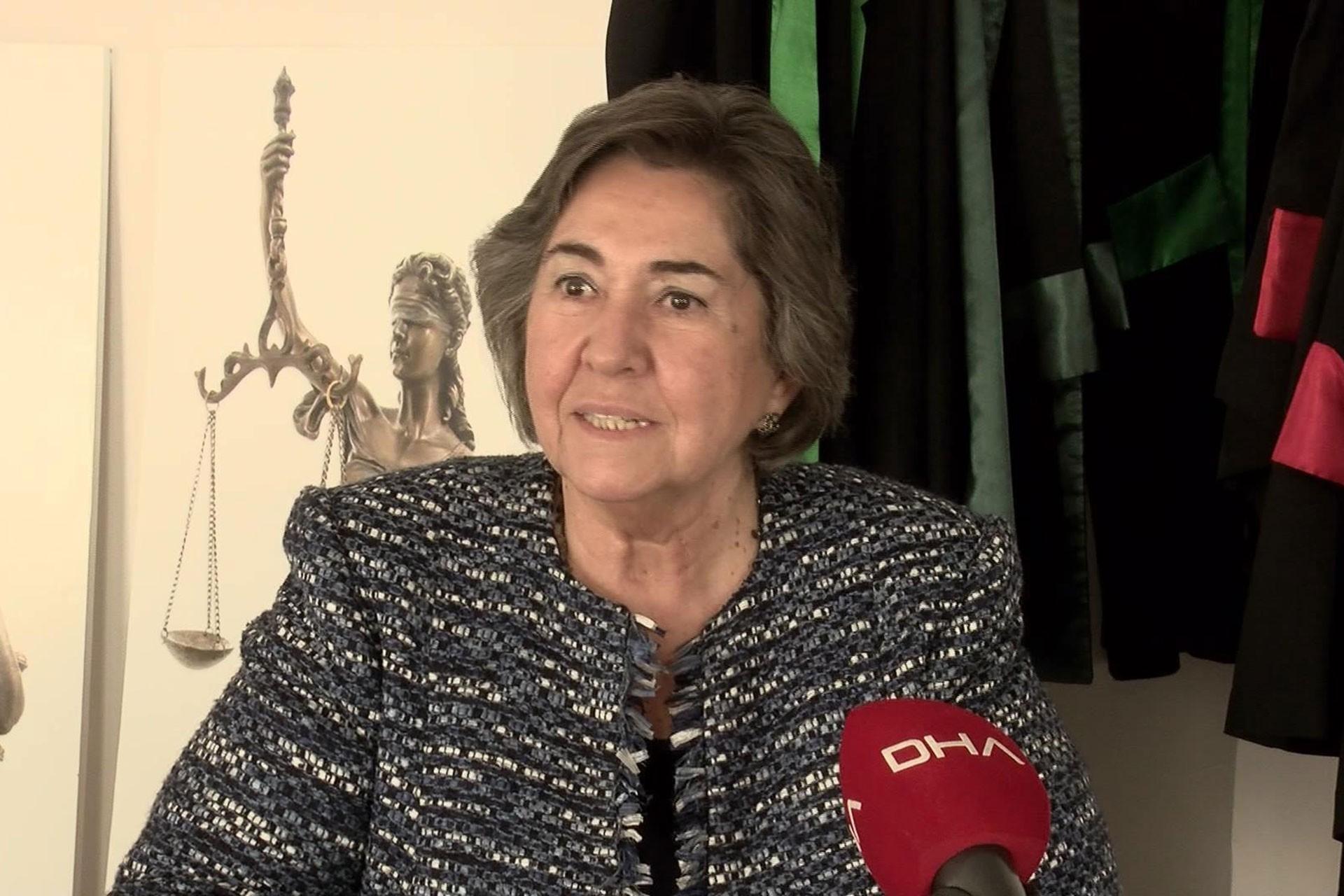 Avukat Nazan Moroğlu