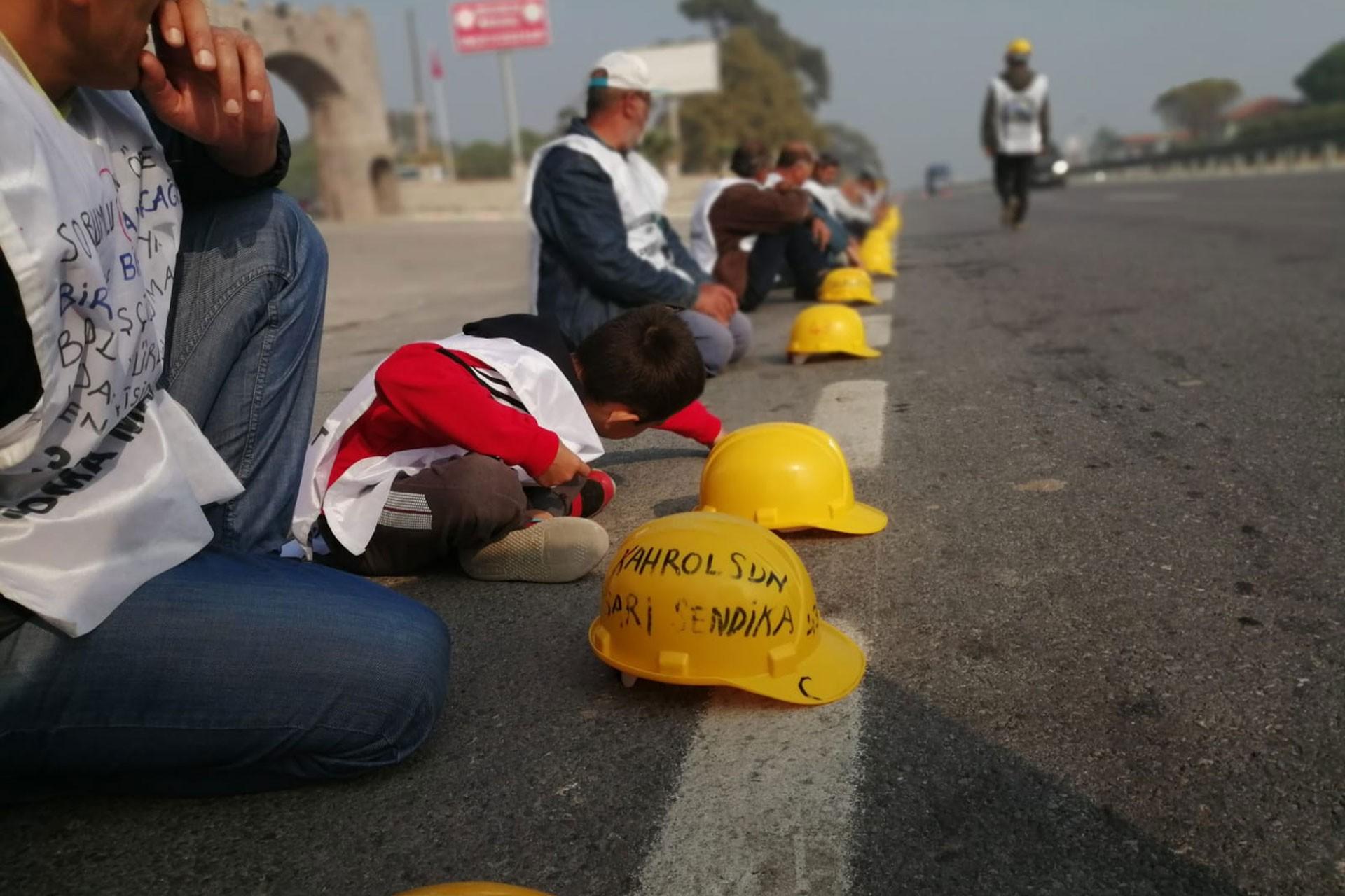 Somalı madenciler yarın Enerji Bakanlığı ile görüşecek: Biz bu yoldan dönmeyiz