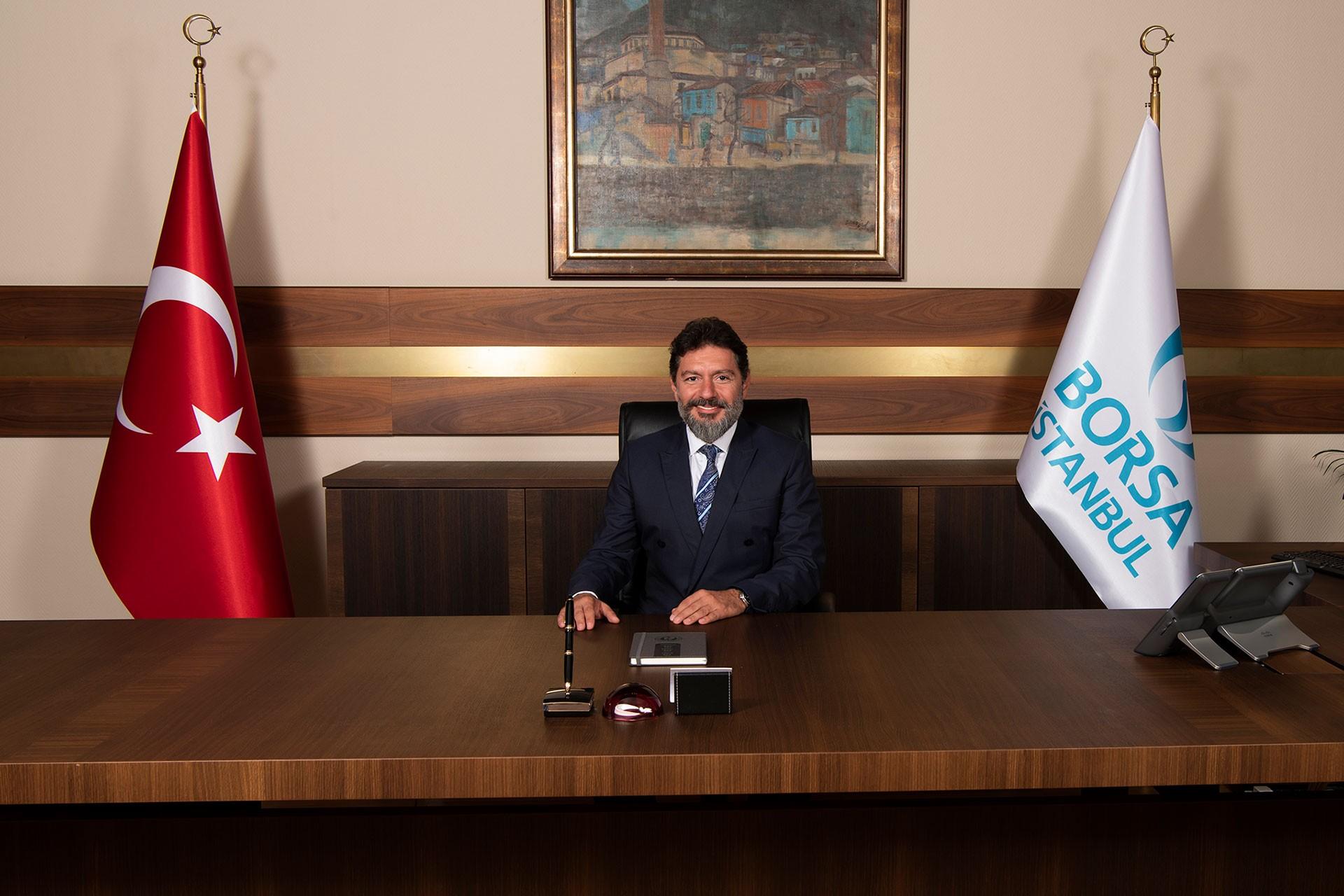 Bakan Albayrak duyurdu: Borsa İstanbul Genel Müdürü Hakan Atilla oldu
