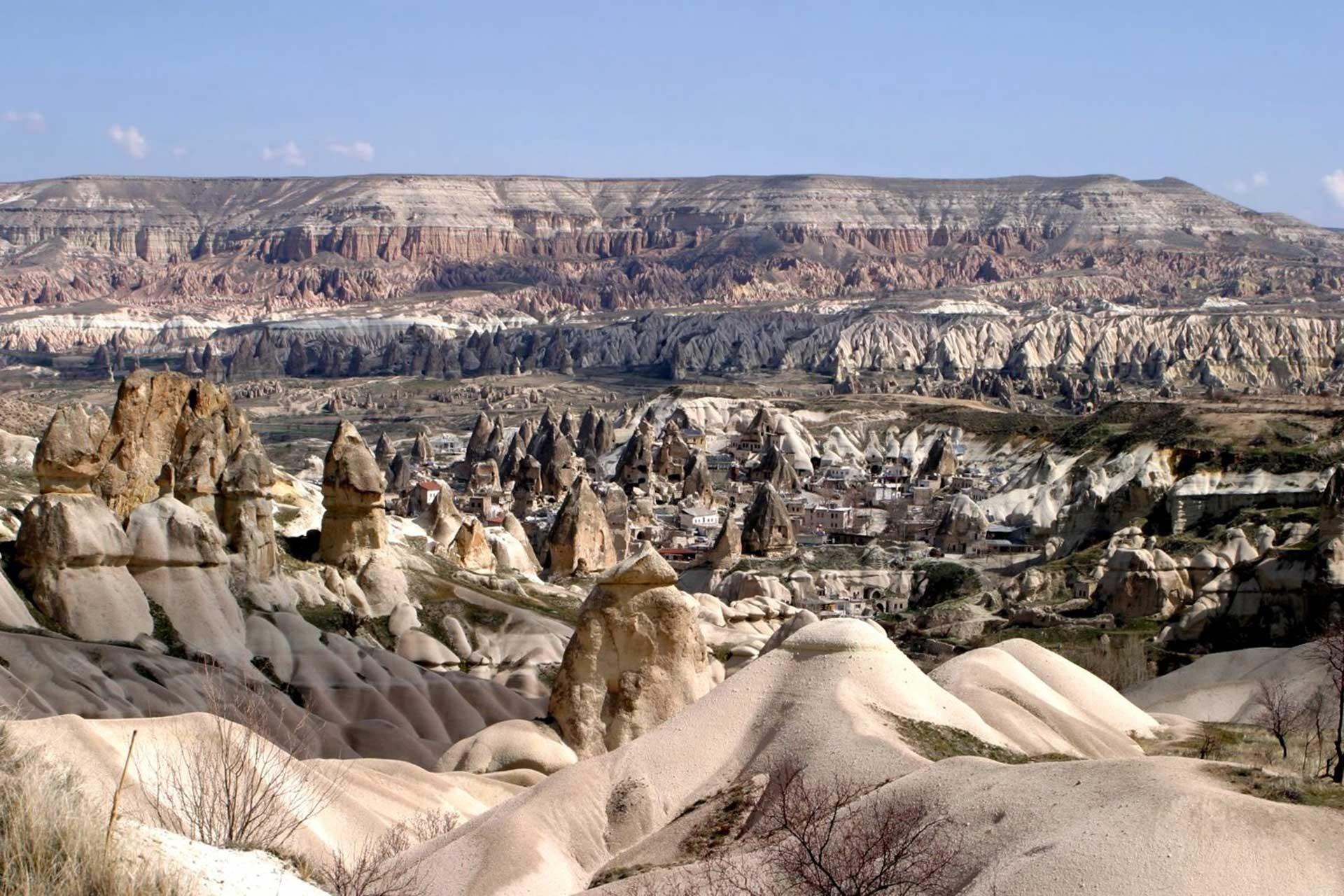 Göreme Vadisi milli park statüsünden çıkarıldı: Tahribatı tekelleştirebilecek süreç