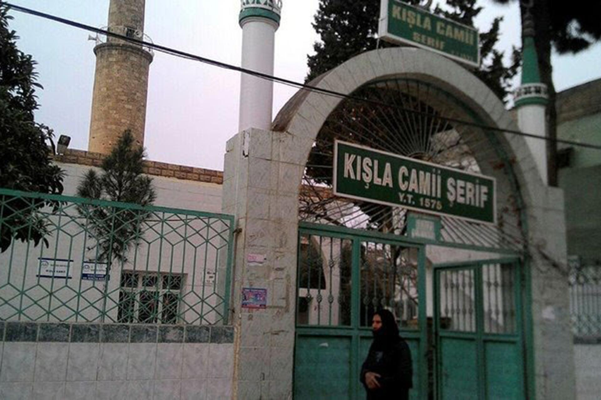 Mardin'de 'operasyon hutbesi'ni protesto eden cemaat camiyi terk etti