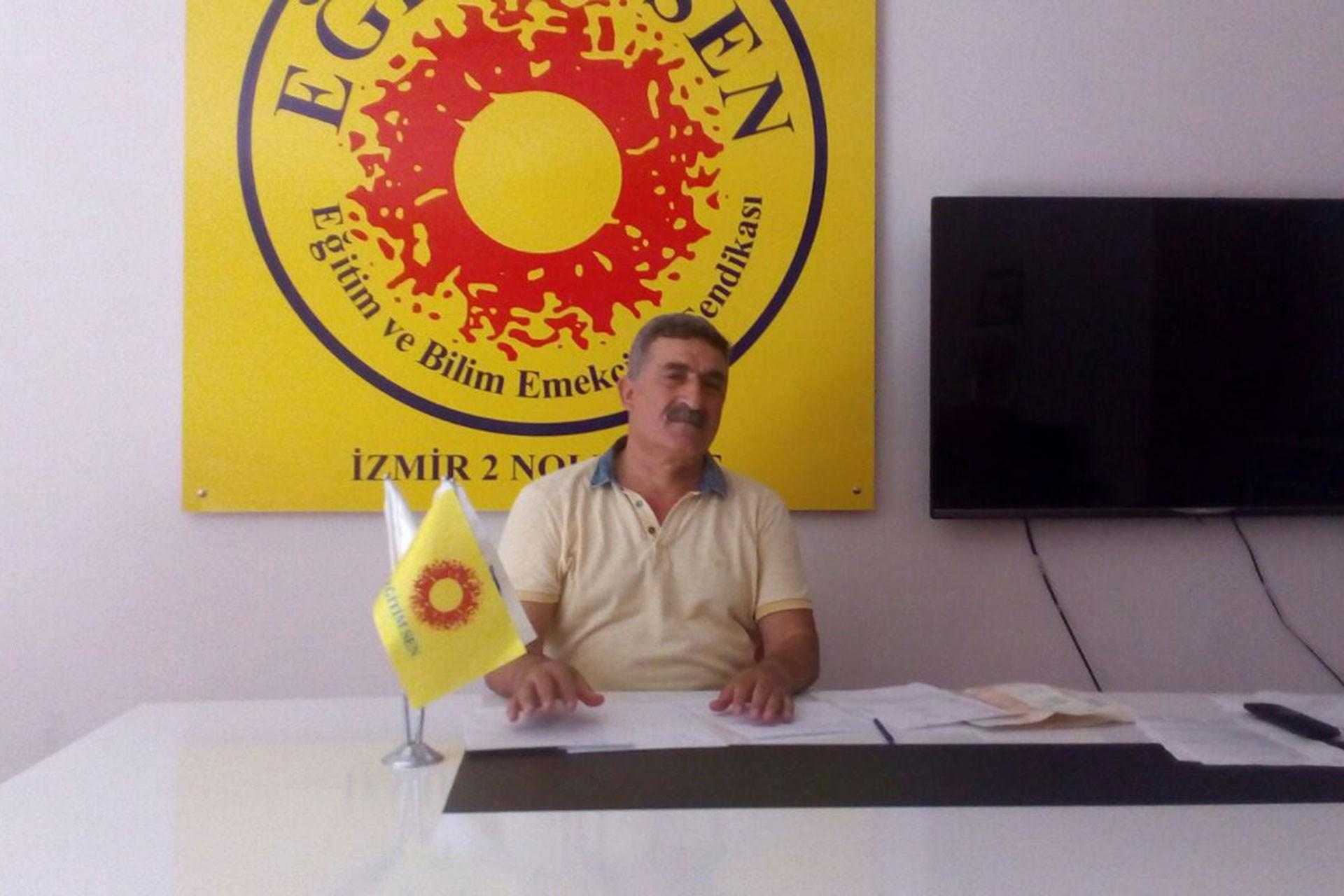 İzmir'de kamu emekçilerinin uluslararası sendikal faaliyetine pasaport engeli