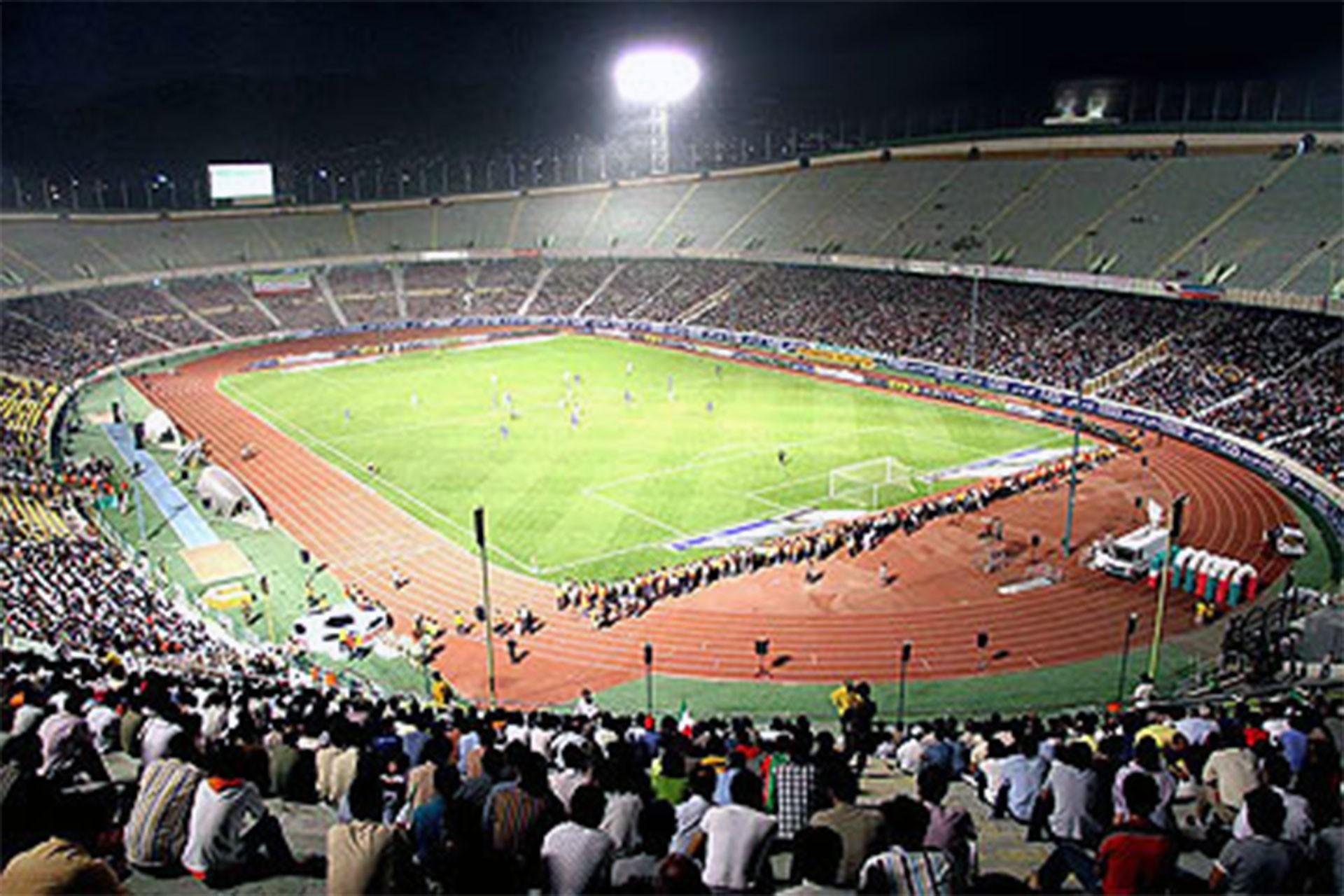 İran'da kadınların stadyumda maç izlemesi yine yasaklandı