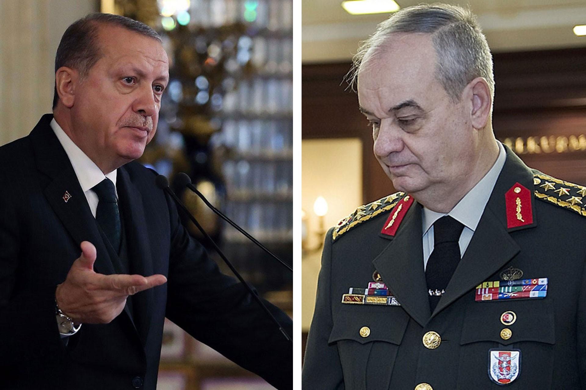 Cumhurbaşkanı Erdoğan, Başbuğ'un yargılanmasına izin vermedi, AYM kararı düşürdü