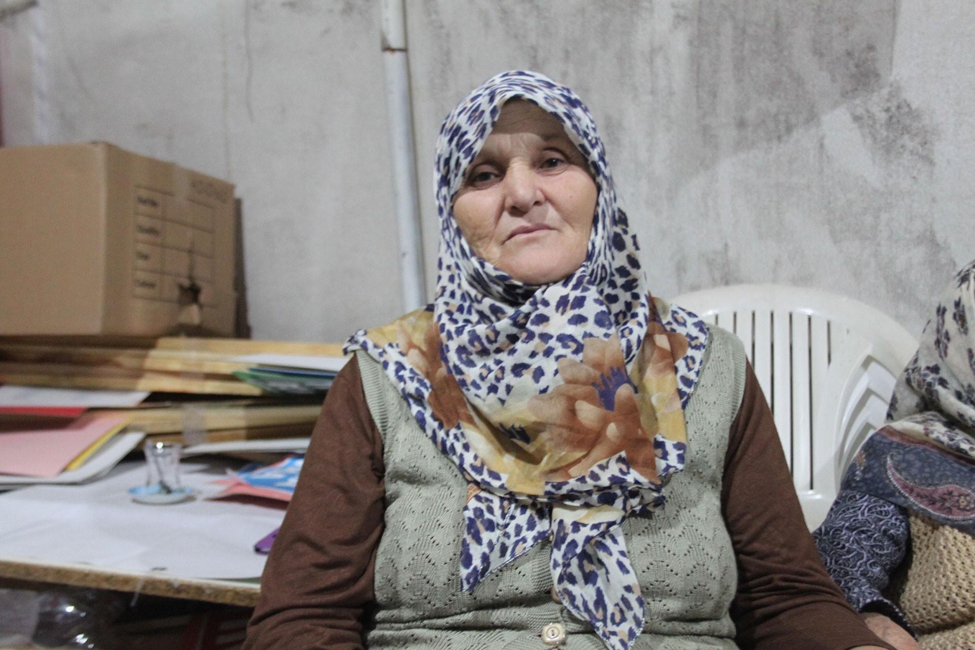 Kızılcaköy'de kadınlar JES'in tarım alanlarına etkisini anlattı