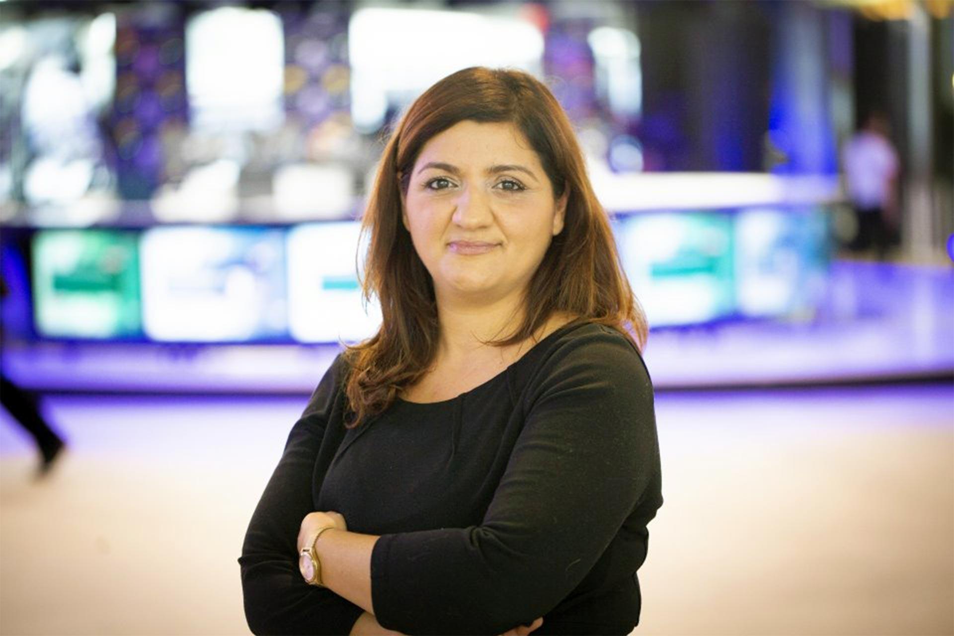 Avrupa Parlamentosu Güvenlik ve Savunma Komisyonu Başkan Yardımcısı Özlem Alev Demirel
