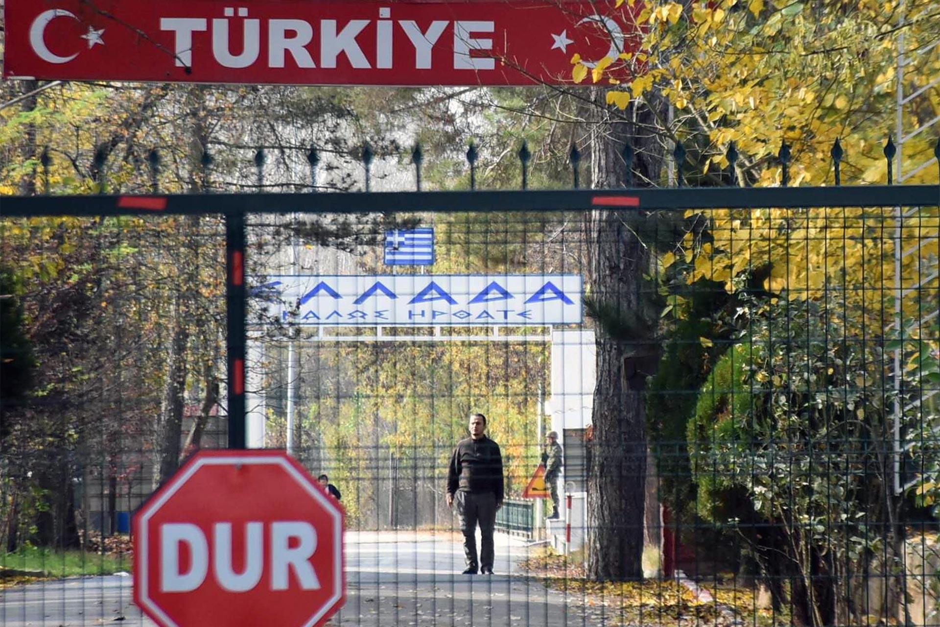 Türkiye-Yunanistan sınırında bekleyen IŞİD'li