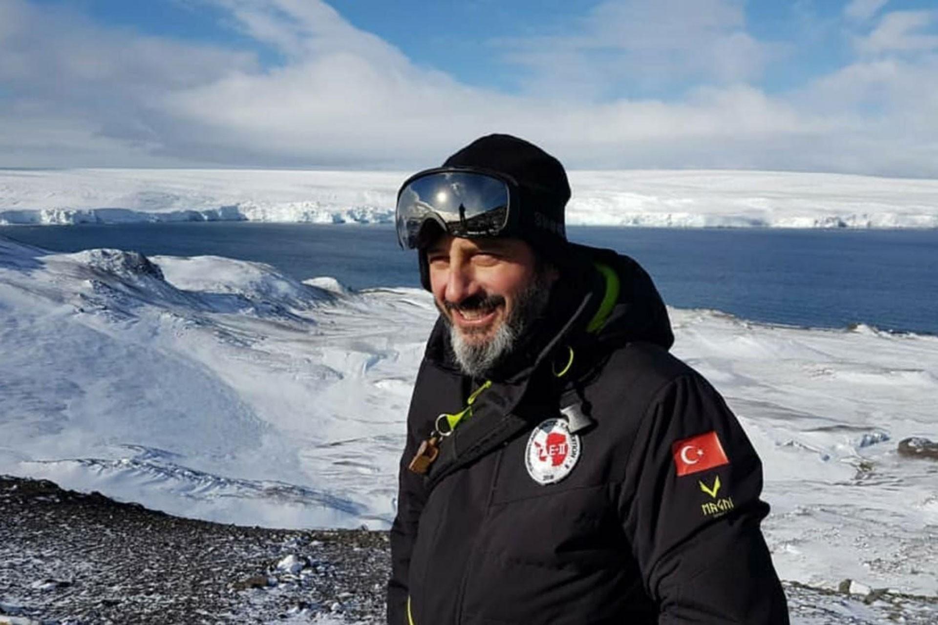 Rize Recep Tayyip Erdoğan Üniversitesi Jeoloji Mühendisliği Öğretim Üyesi Prof. Dr. Raif Kandemir