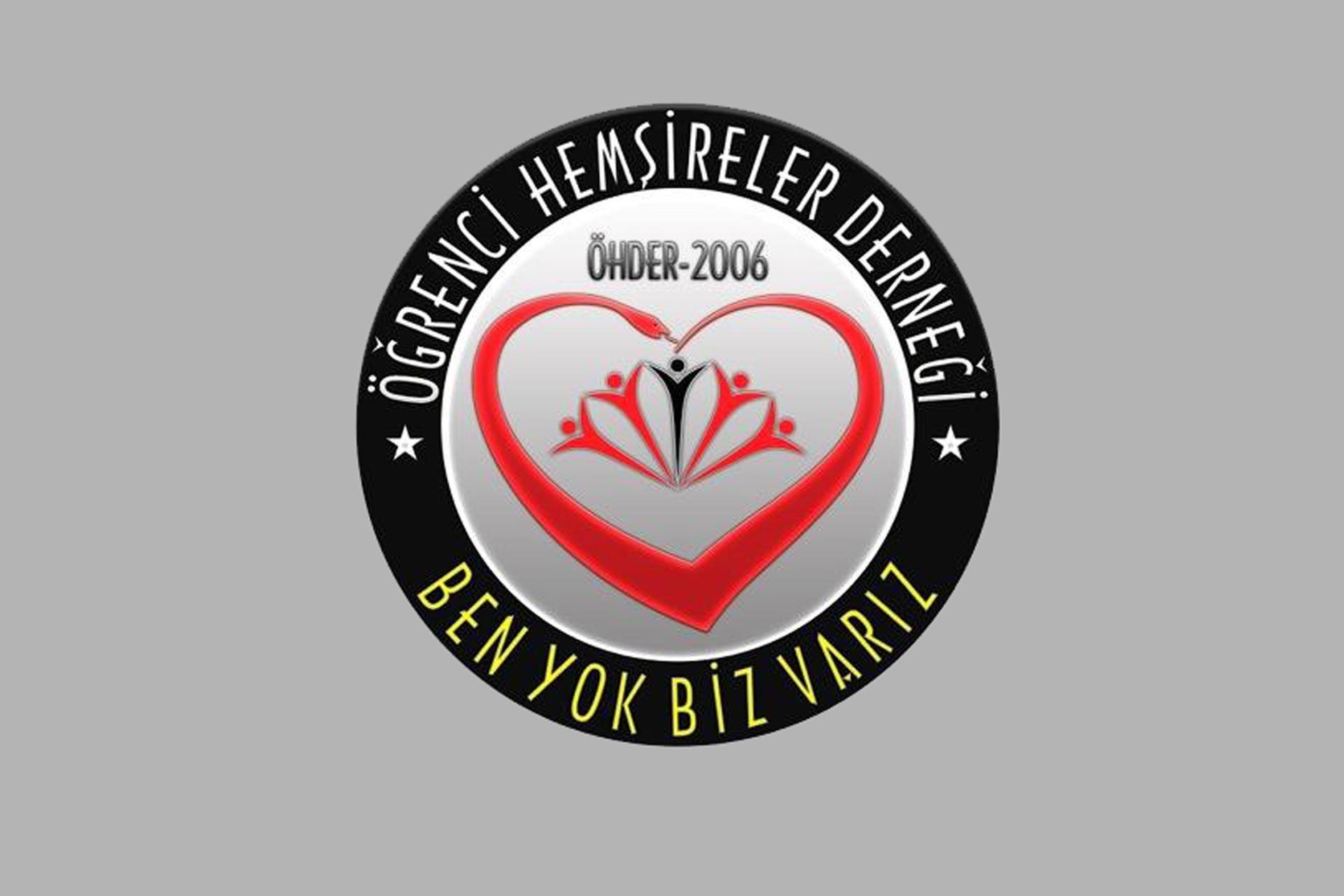 Öğrenci Hemşireler Derneği (ÖHDER) logosu