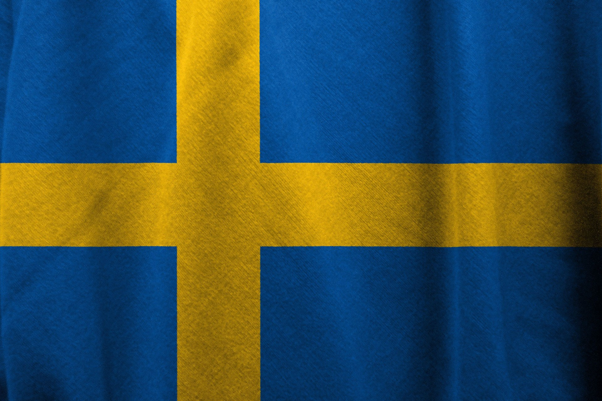 isveç bayrağı