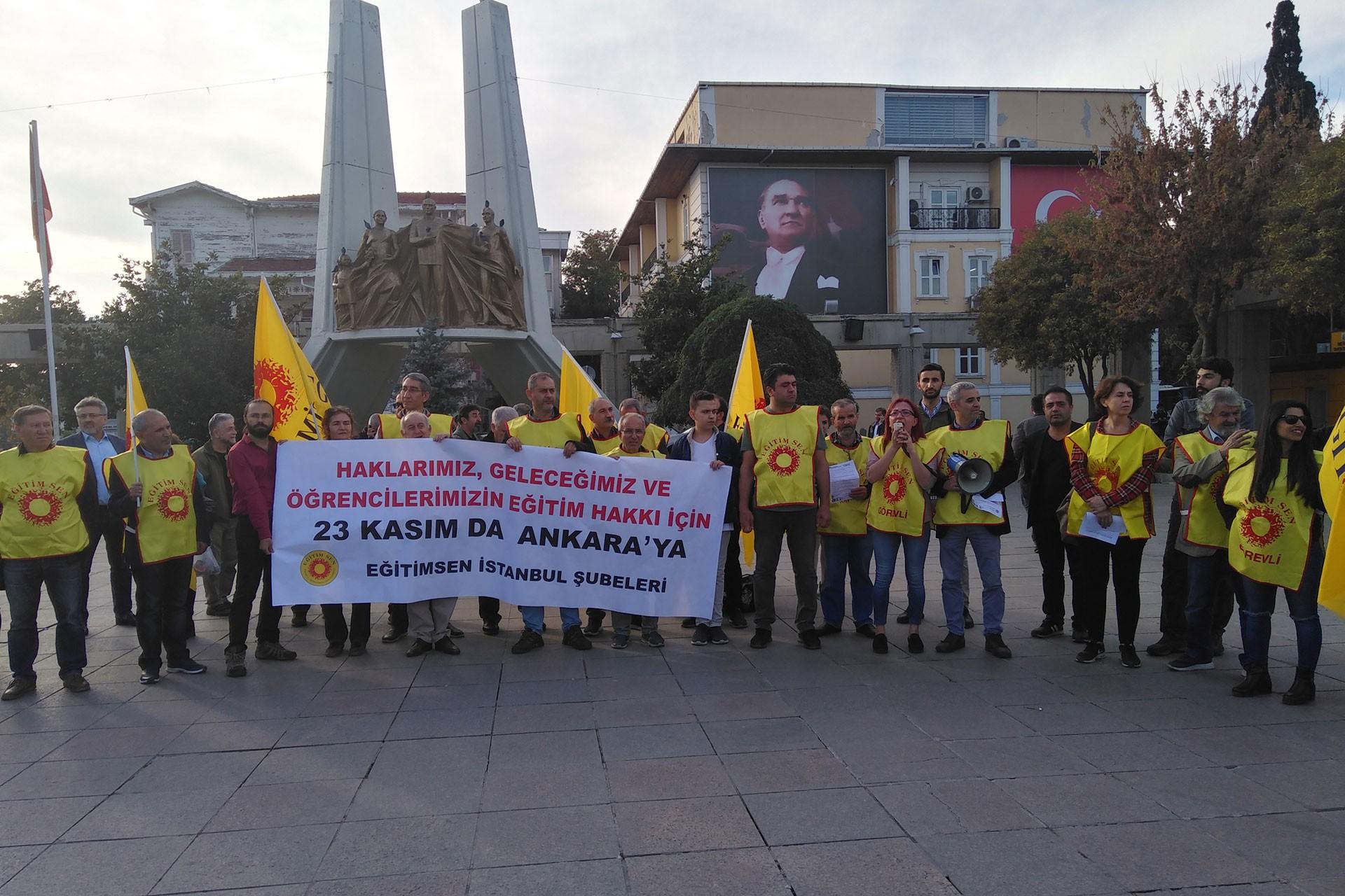 Eğitim Sen İstanbul Şubeleri