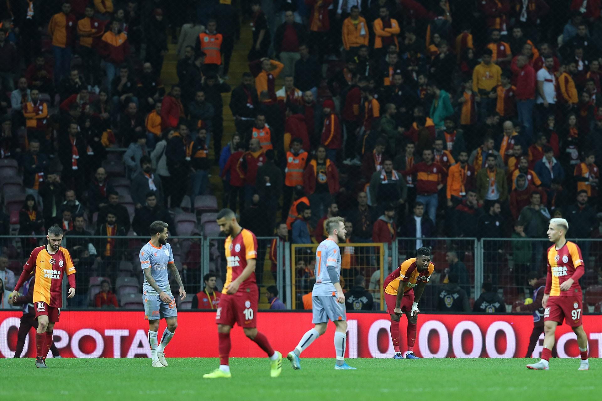 Galatasaray-Başakşehir maçı