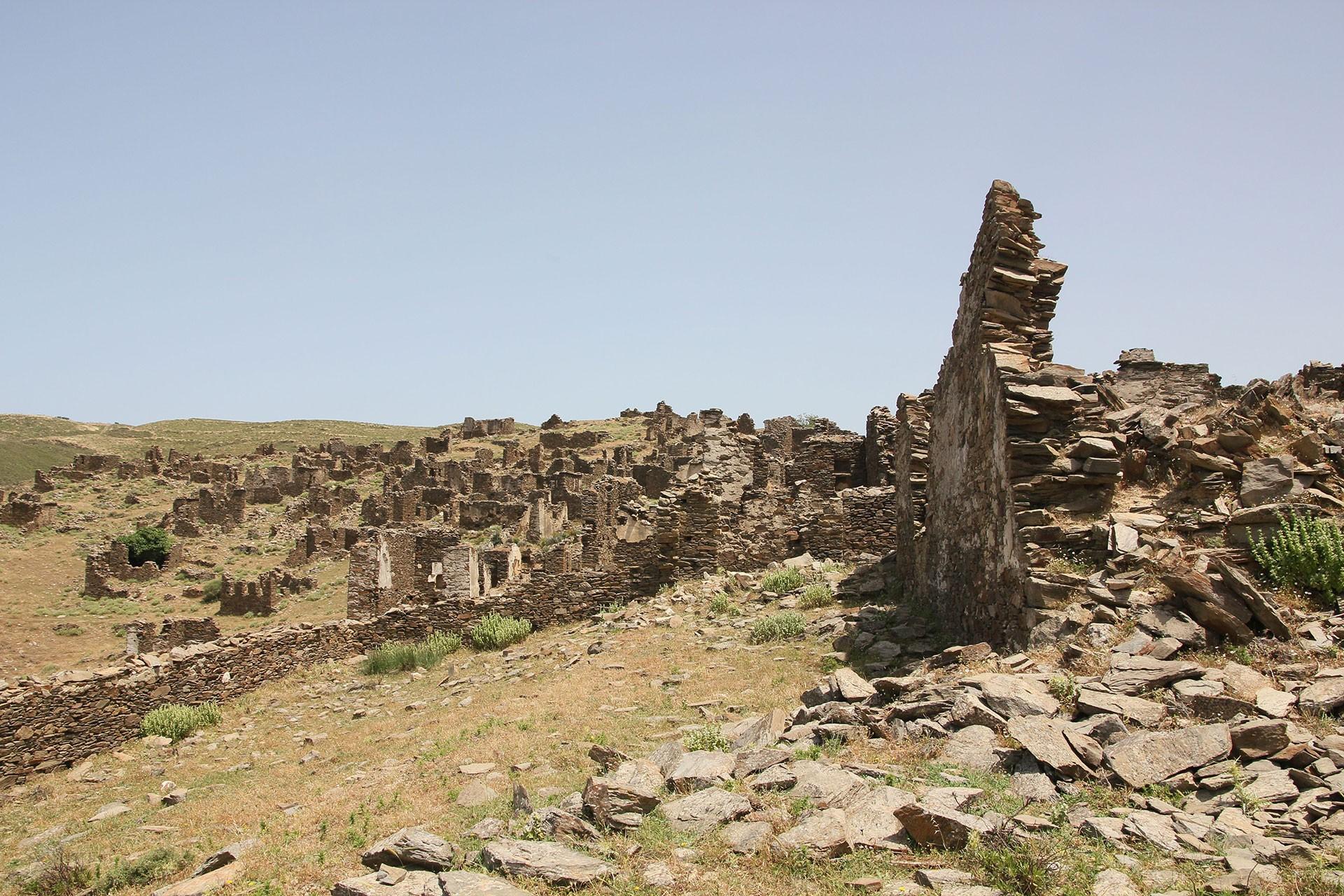 Sazak köyü