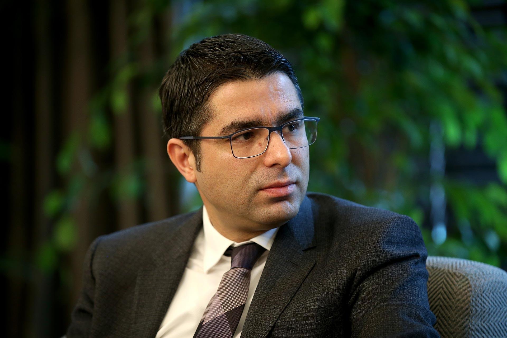 TÜRMOB Genel Başkanı Emre Kartaloğlu