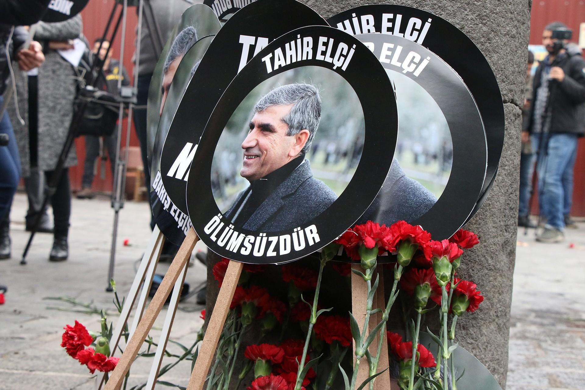 Diyarbakır Barosu Başkanı Tahir Elçi