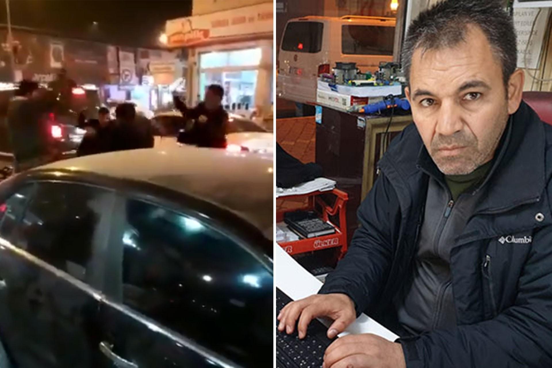Saldırıya uğrayan gazeteci Metin Işık