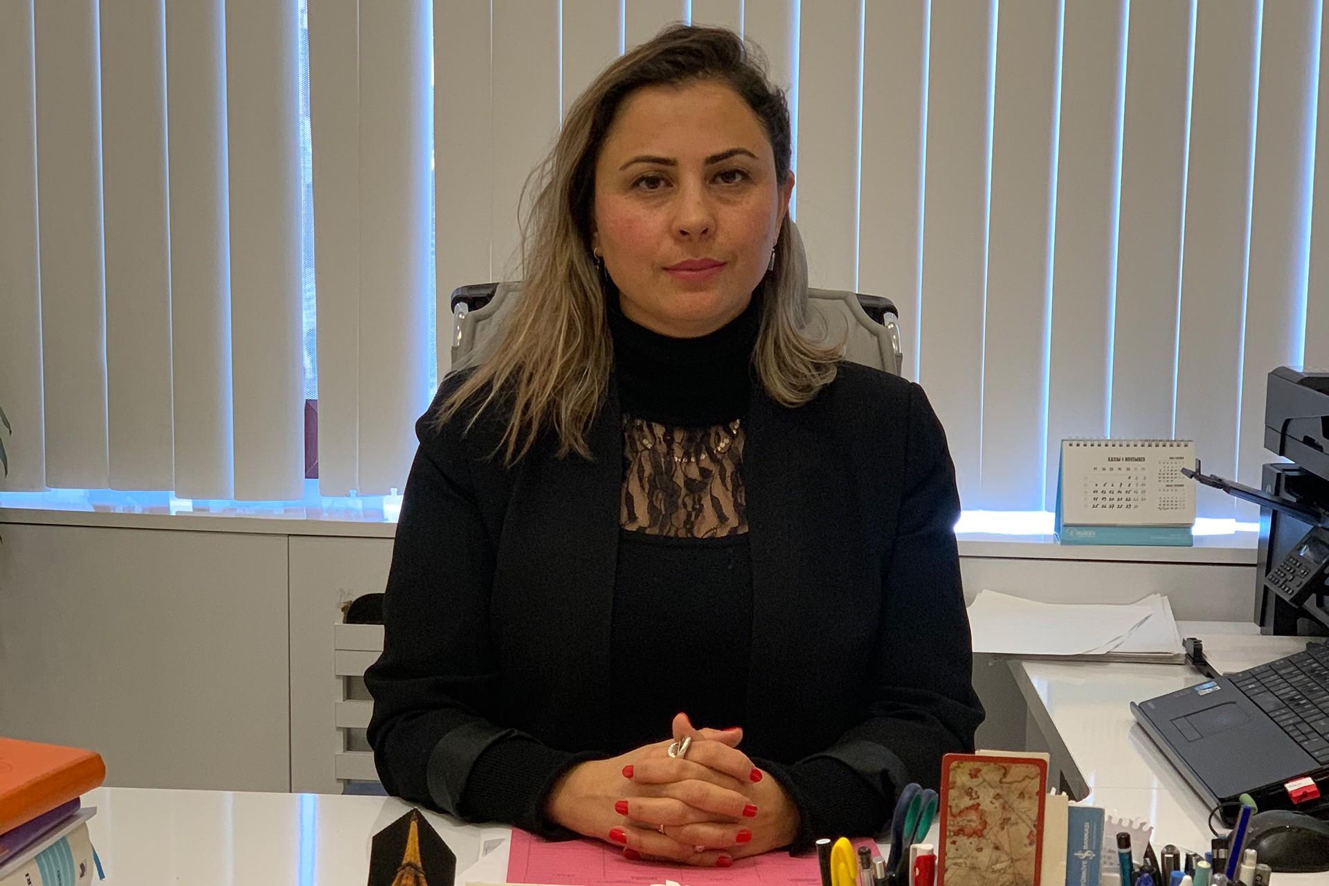 Avukat Pınar Çelik Arpacı