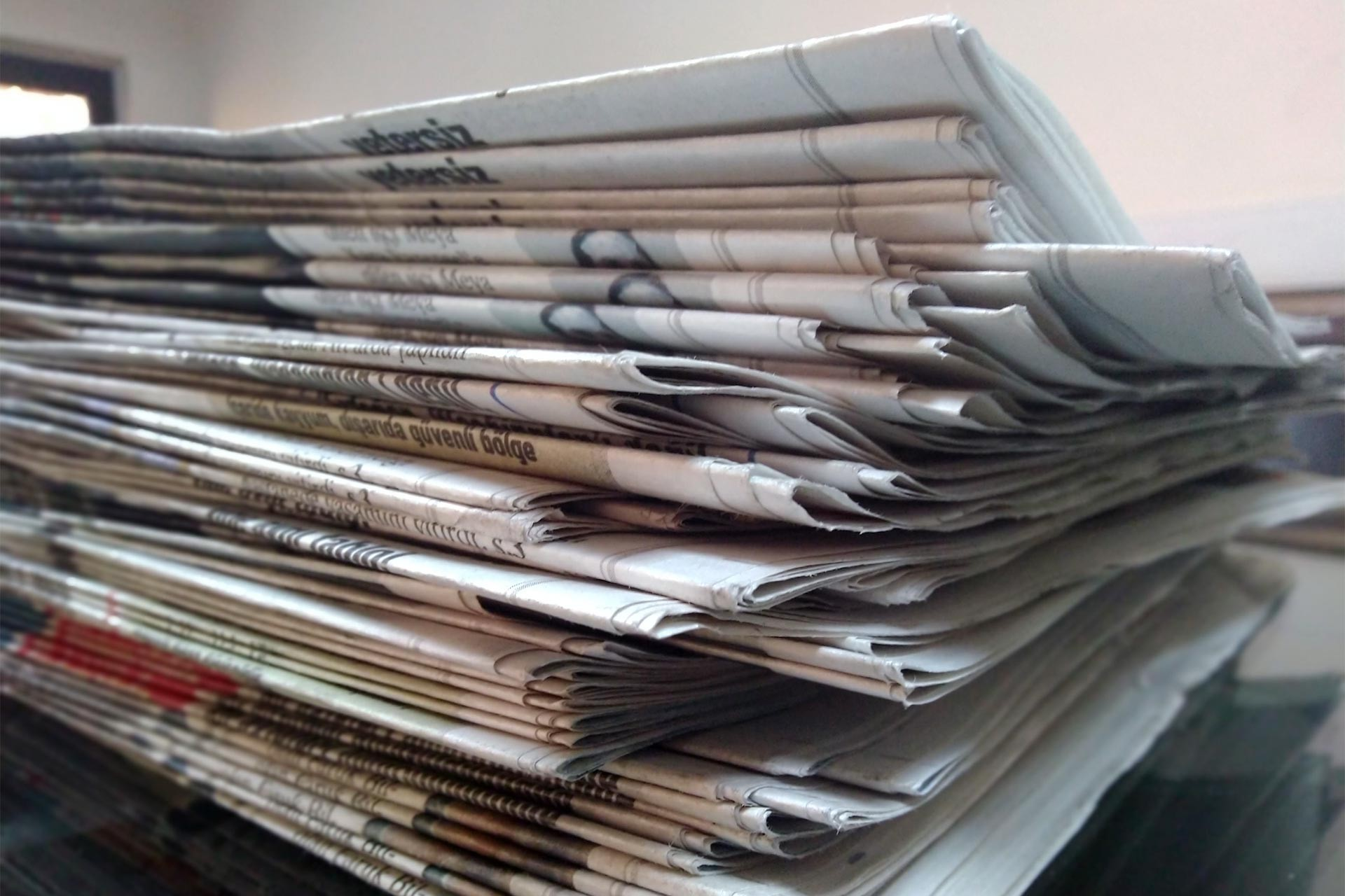 gazete balyası