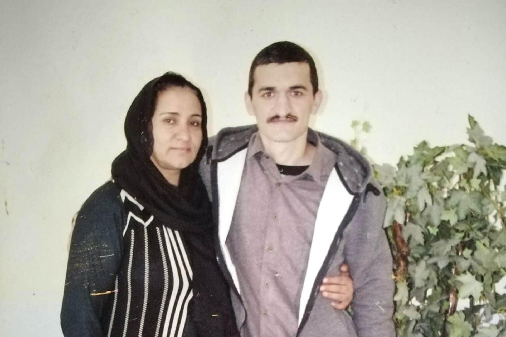 Murat Şimşek'in cezaevine girmeden önce çektirdiği bir fotoğraf.