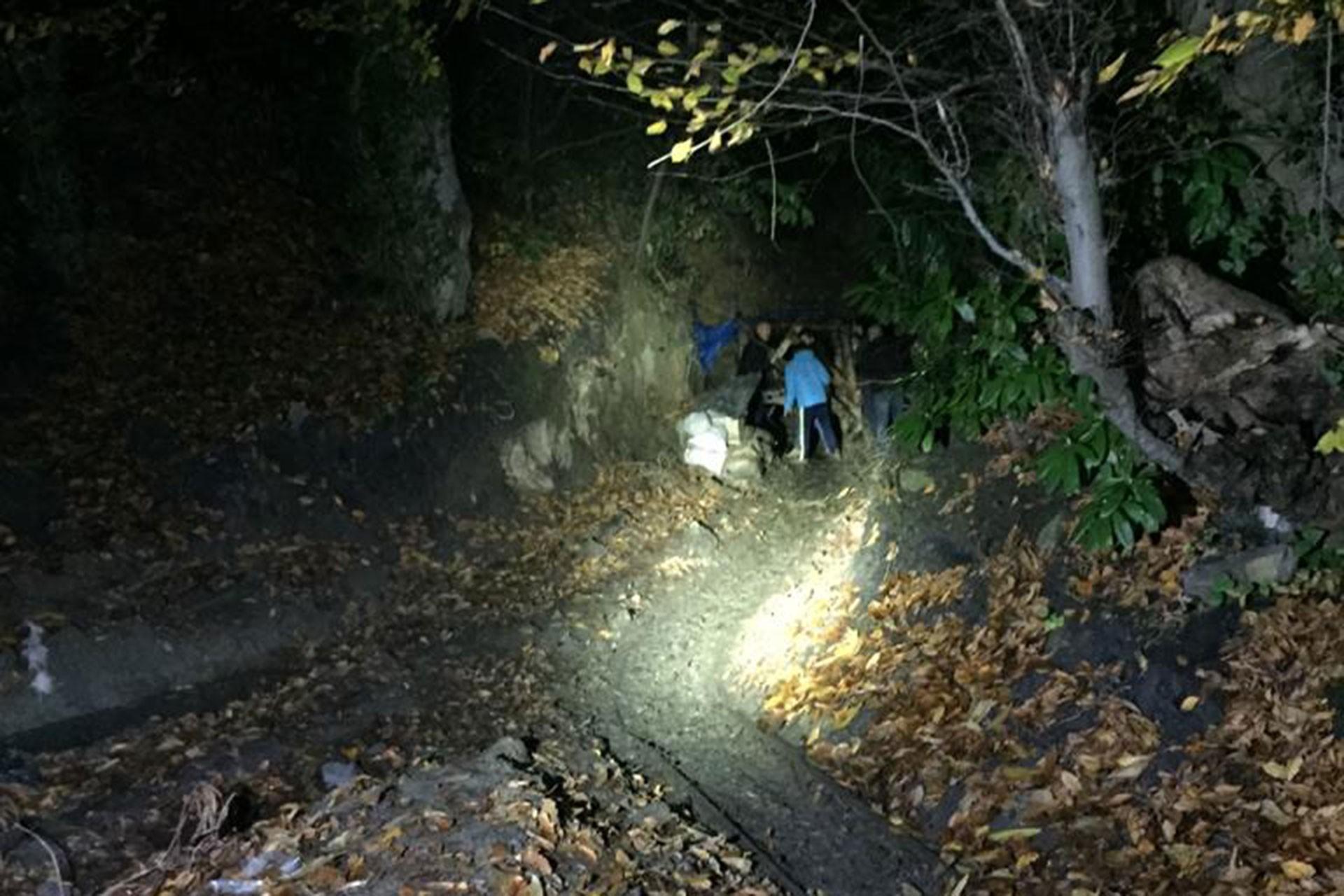 Zonguldak'ta iş cinayeti yaşanan kaçak maden ocağı