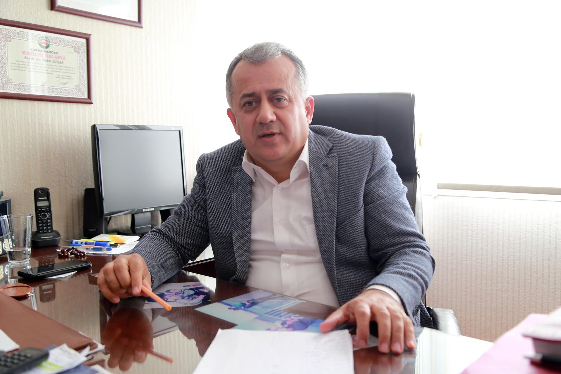Avukat Vedat Özkan